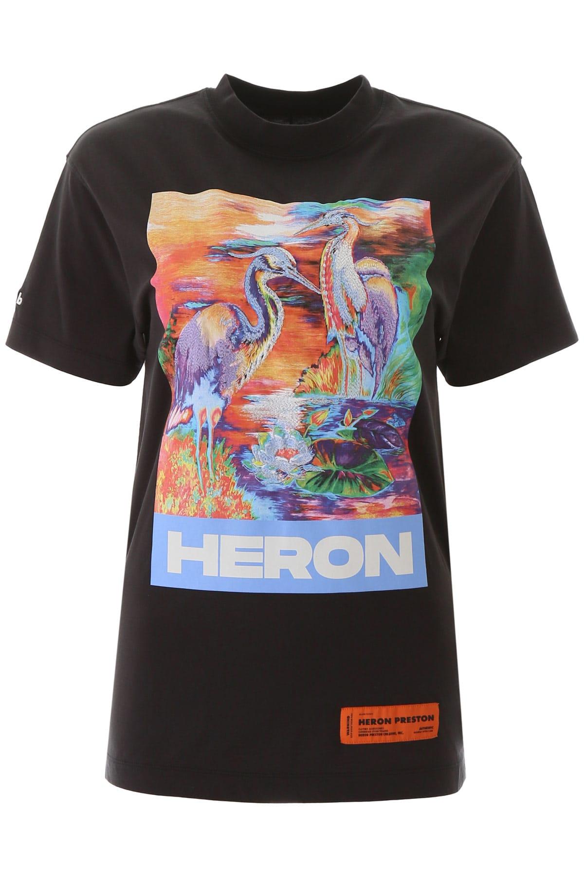 Heron Birds T-shirt