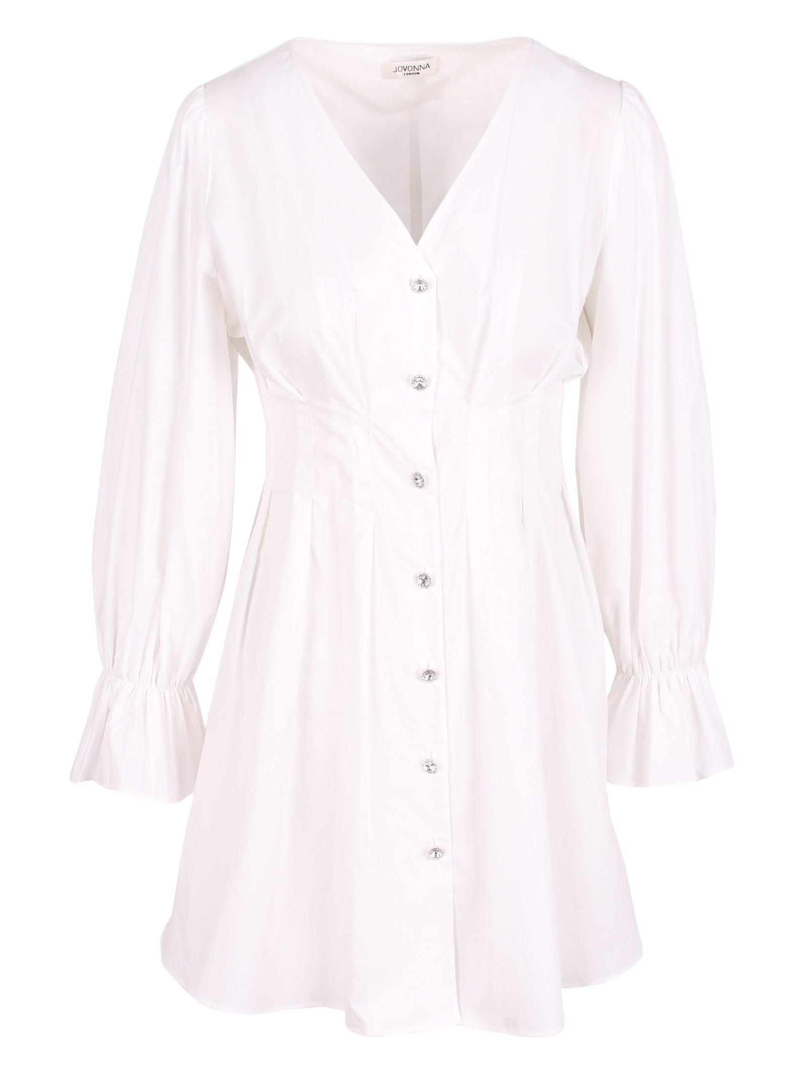 London vela Cotton Dress