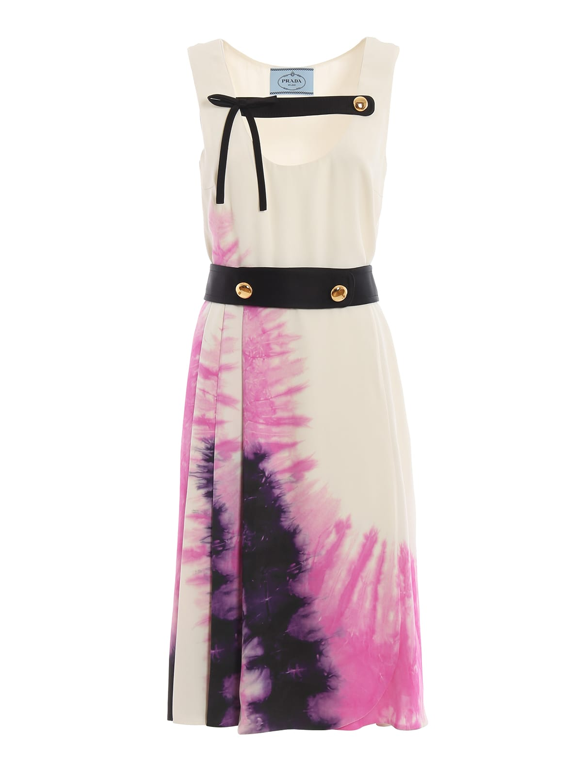 Prada Printed Dress