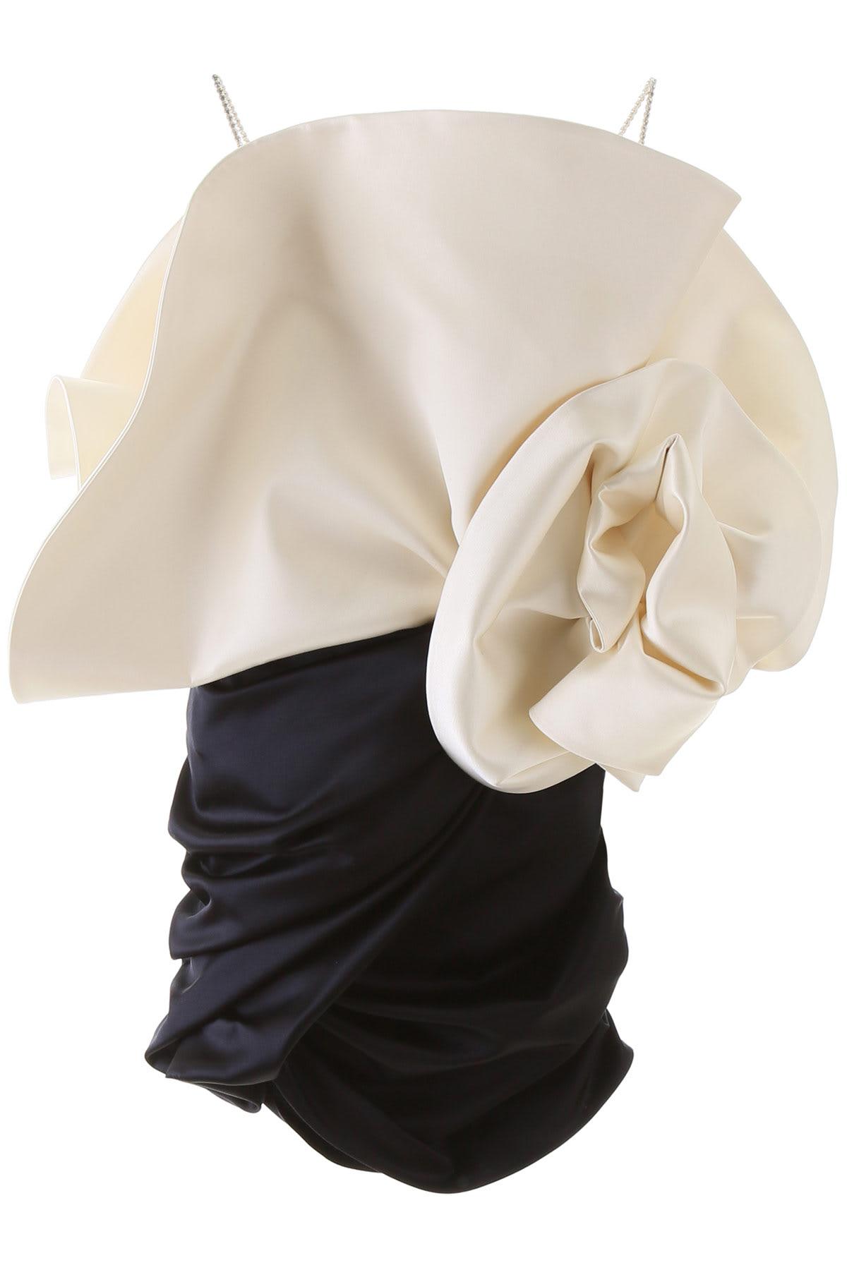 Buy Magda Butrym Belgrade Mini Dress online, shop Magda Butrym with free shipping