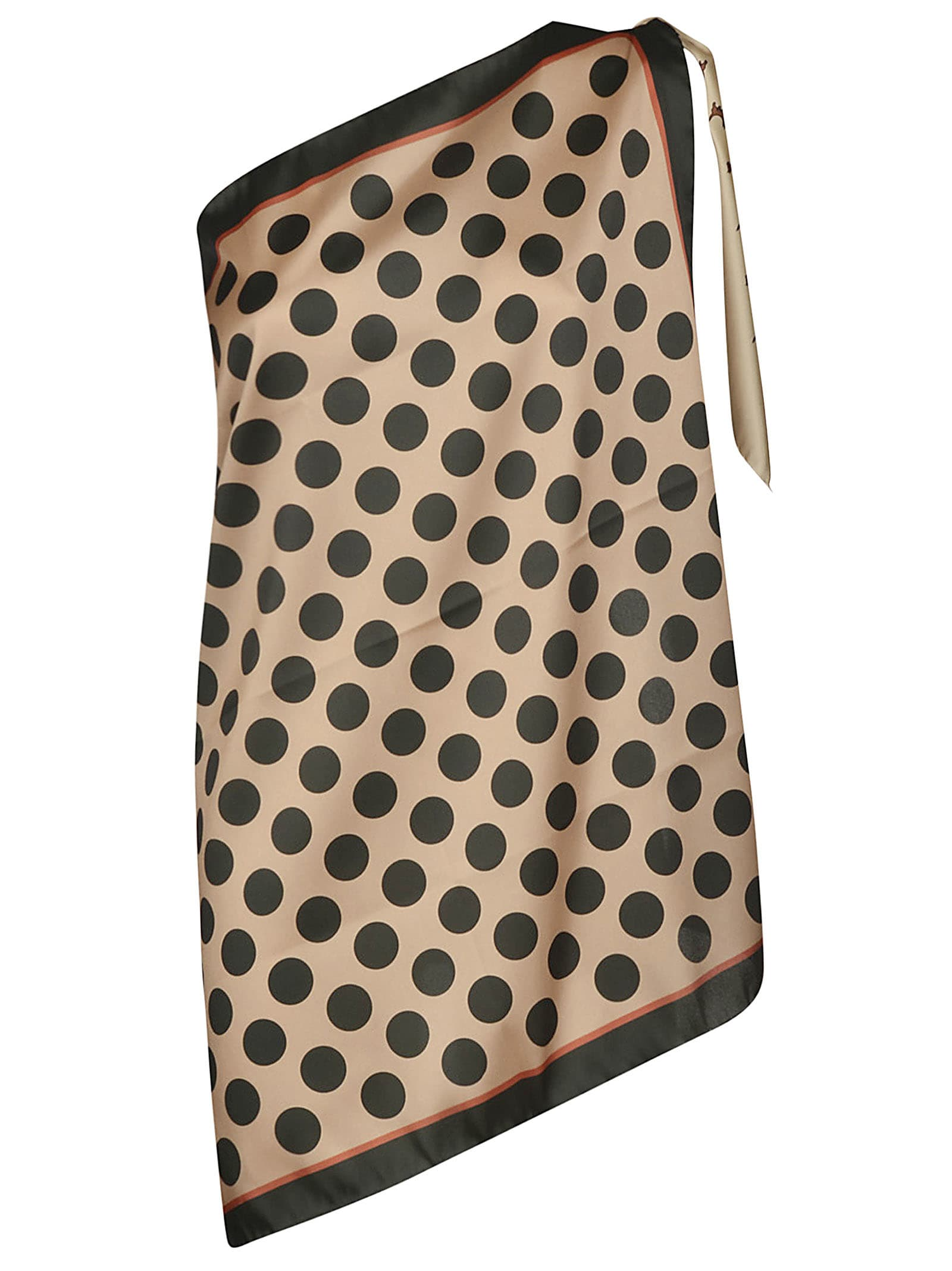 Jejia DOTTED PRINT TOP
