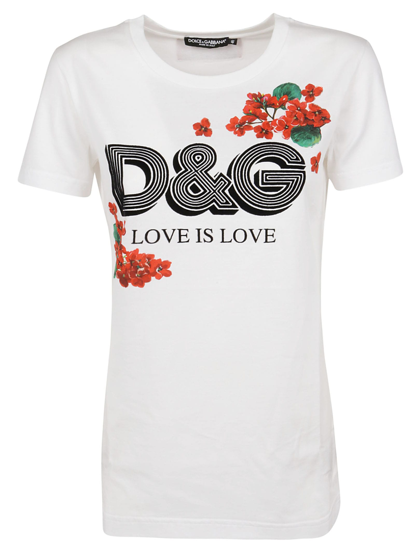 Dolce & Gabbana T-shirts SHORT SLEEVE T-SHIRT