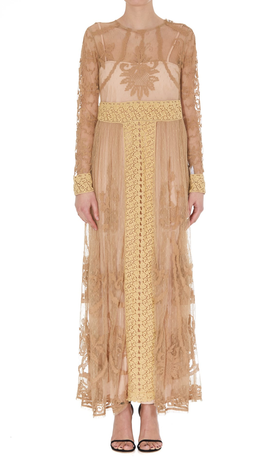 Buy Red Valentino Sweet Summer Dress online, shop RED Valentino with free shipping