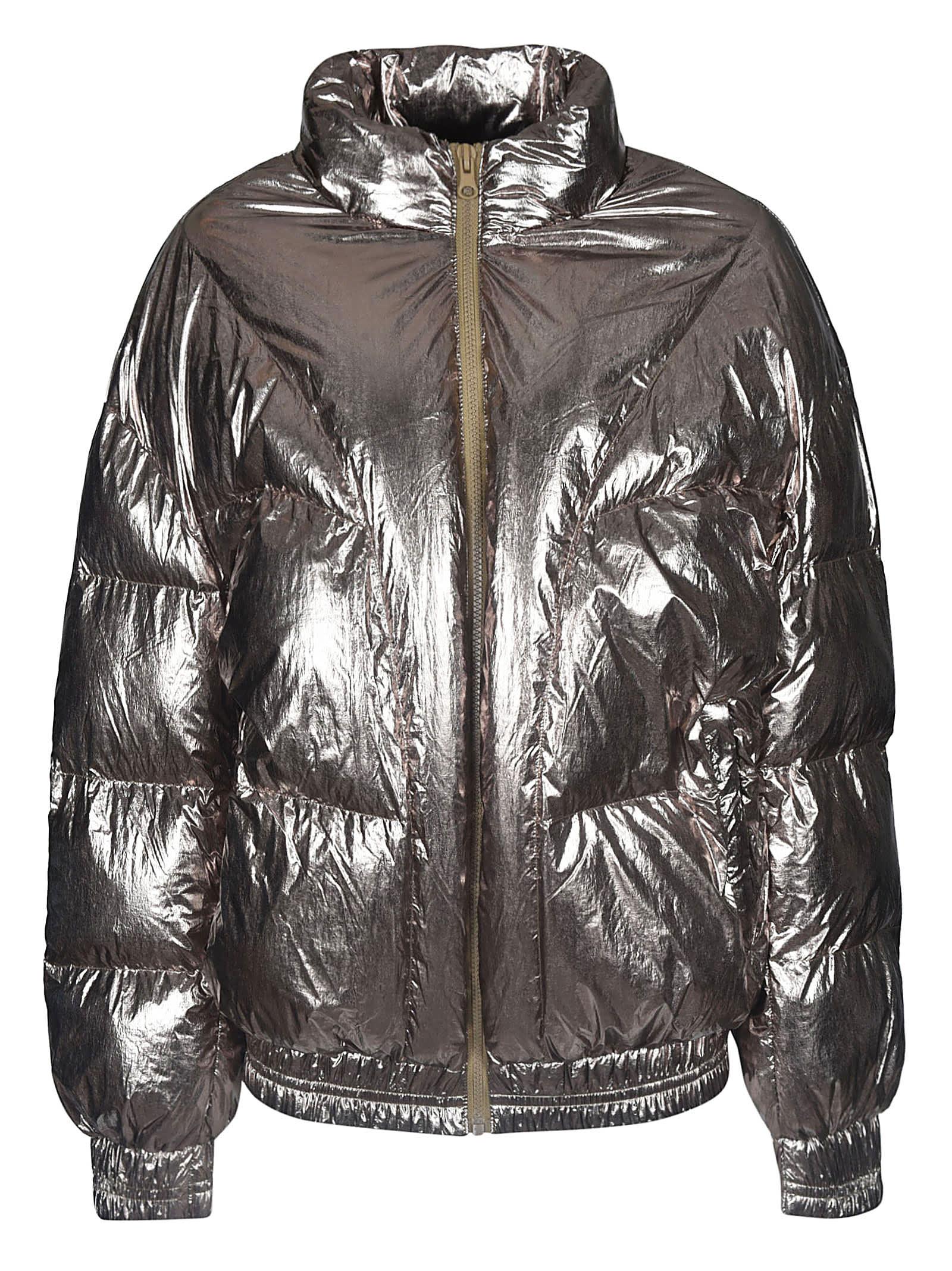 Isabel Marant Metallic Padded Jacket