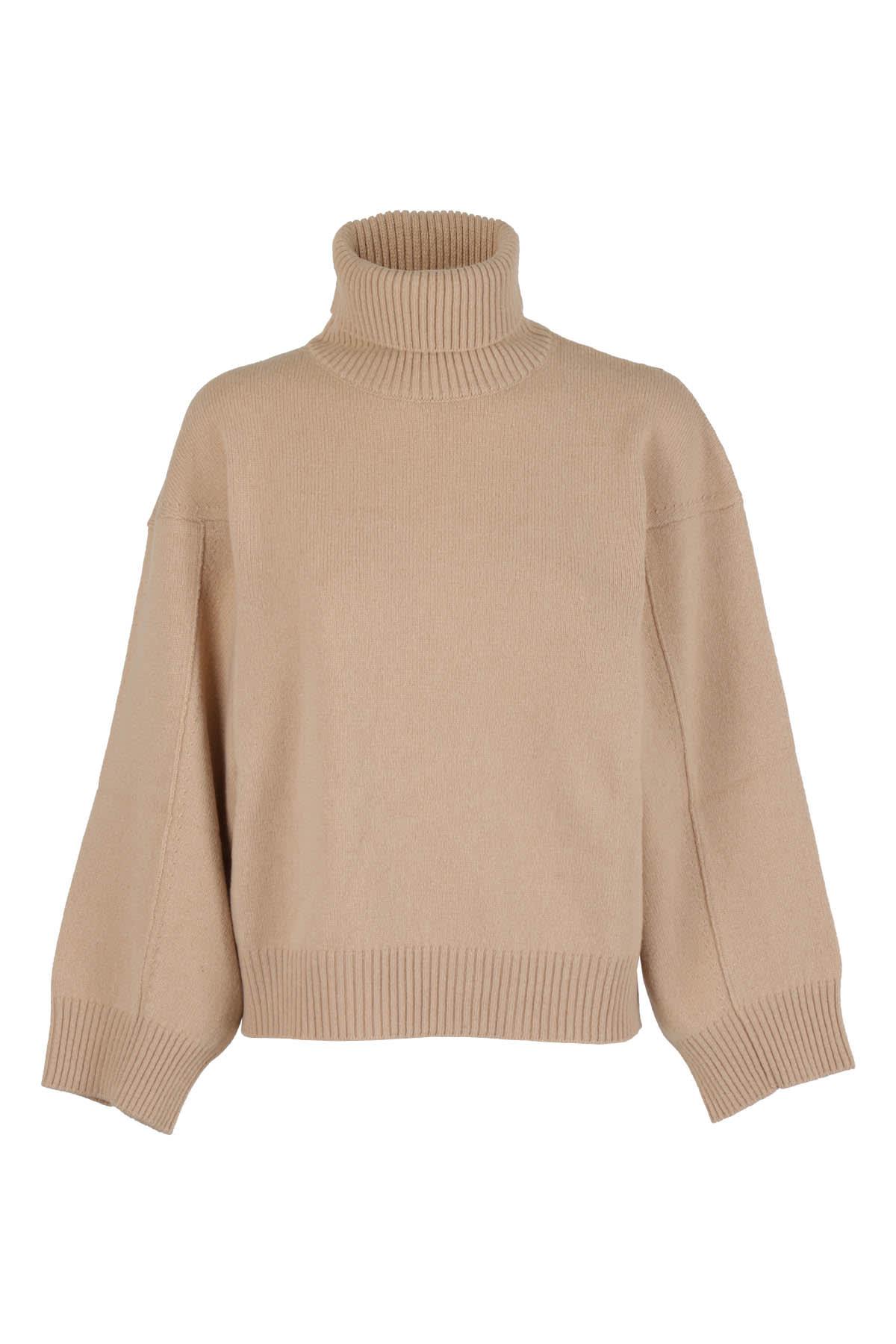 Tela Sweater In Beige