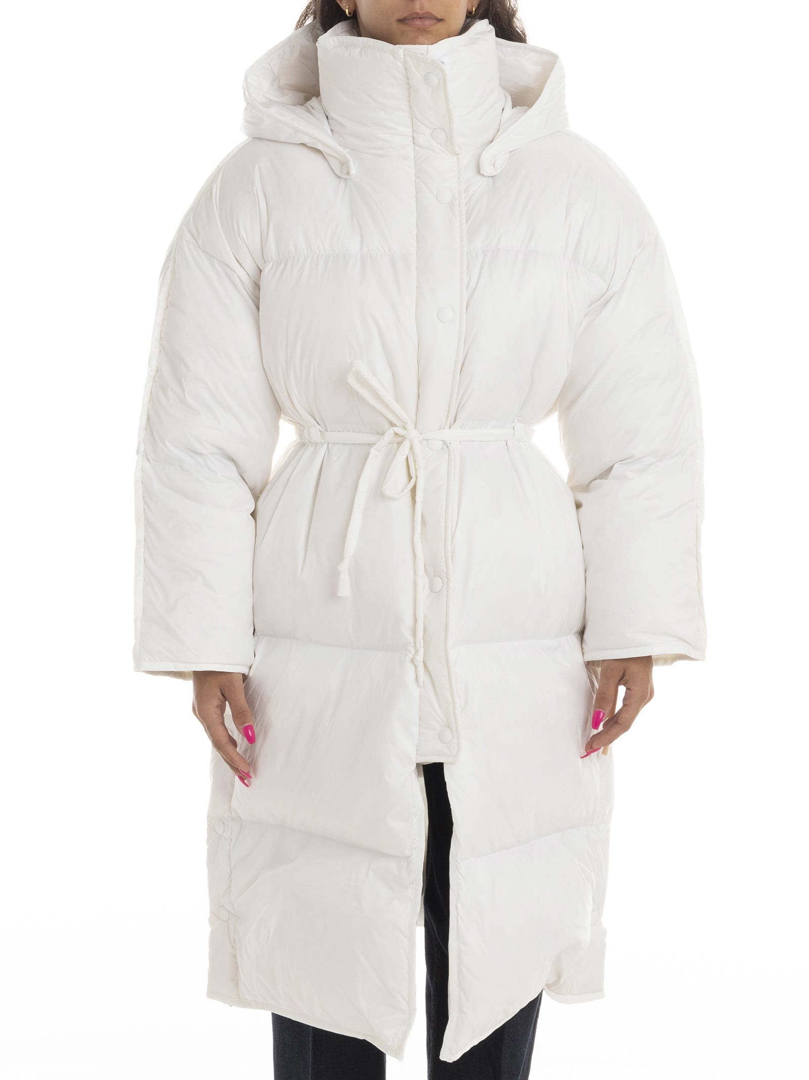 Photo of  Acne Studios Ottie Nylon Puffer- shop Acne Studios jackets online sales