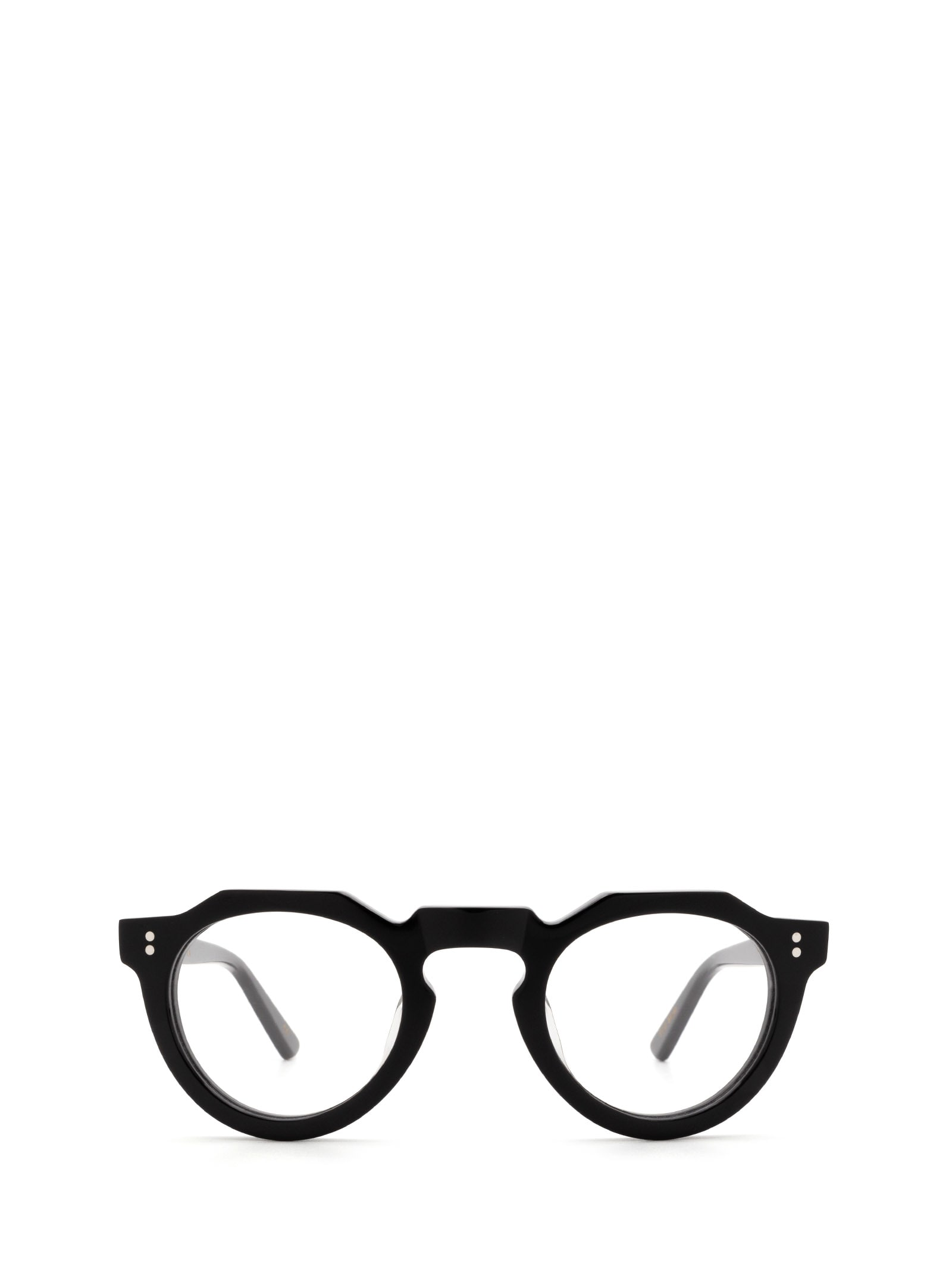 Lesca Lesca Pica Black Glasses
