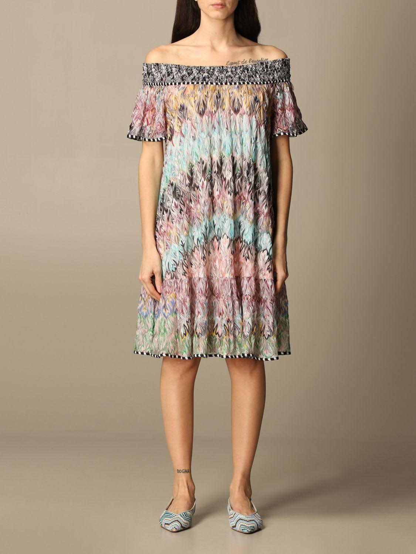 Missoni Dress Missoni Patterned Dress