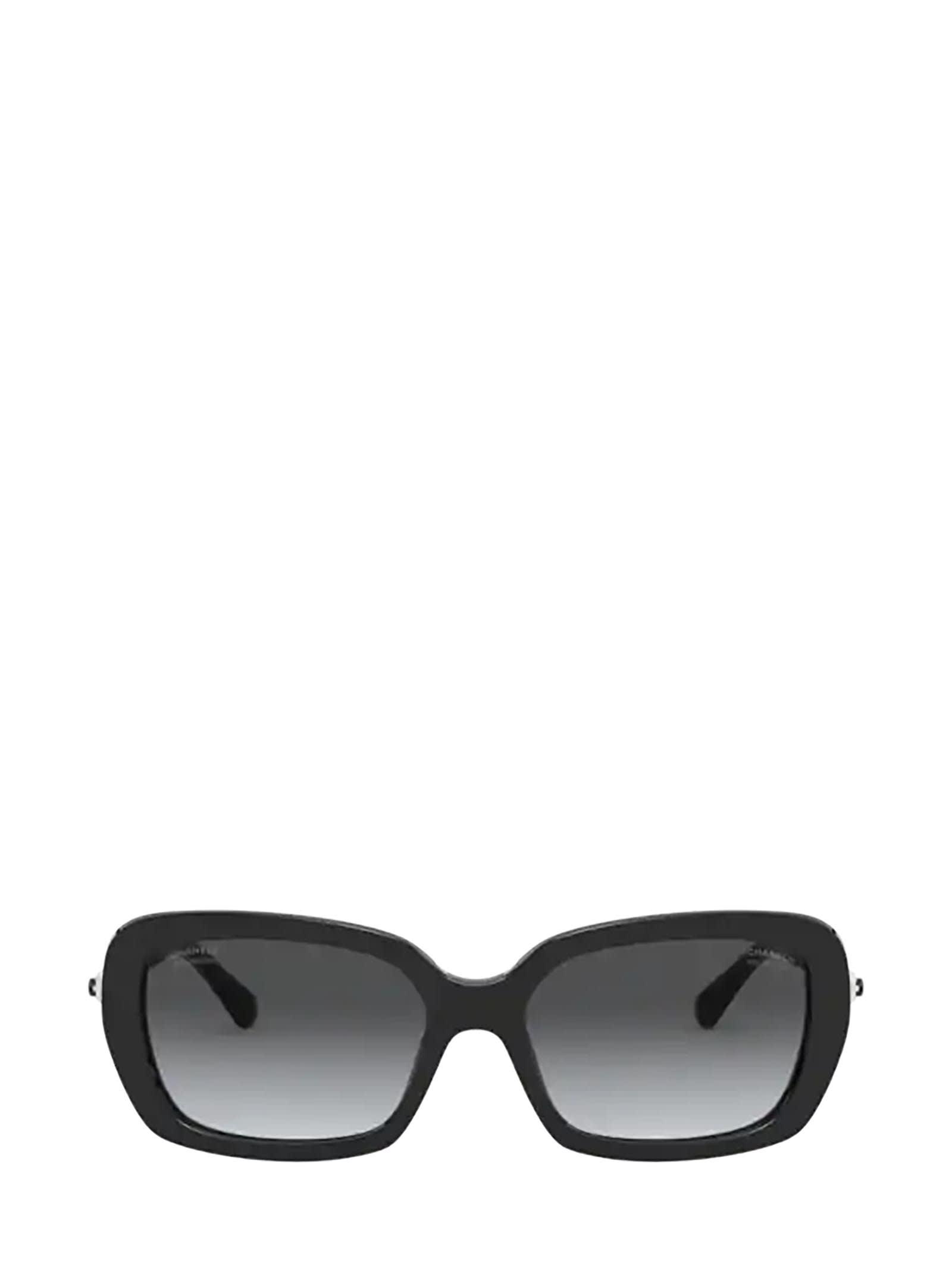 Chanel Chanel Ch5427h Black Sunglasses