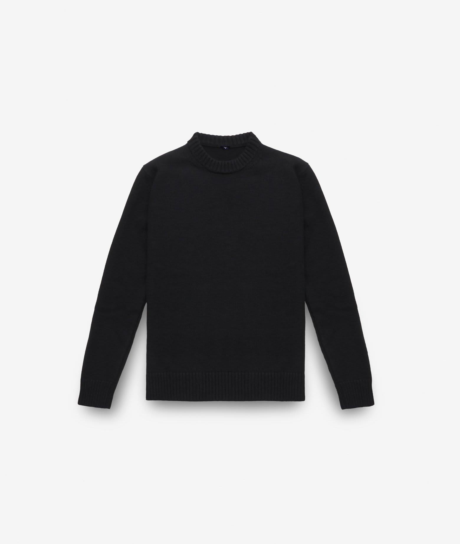 Cashmere Crew Neck Sweater diablerets