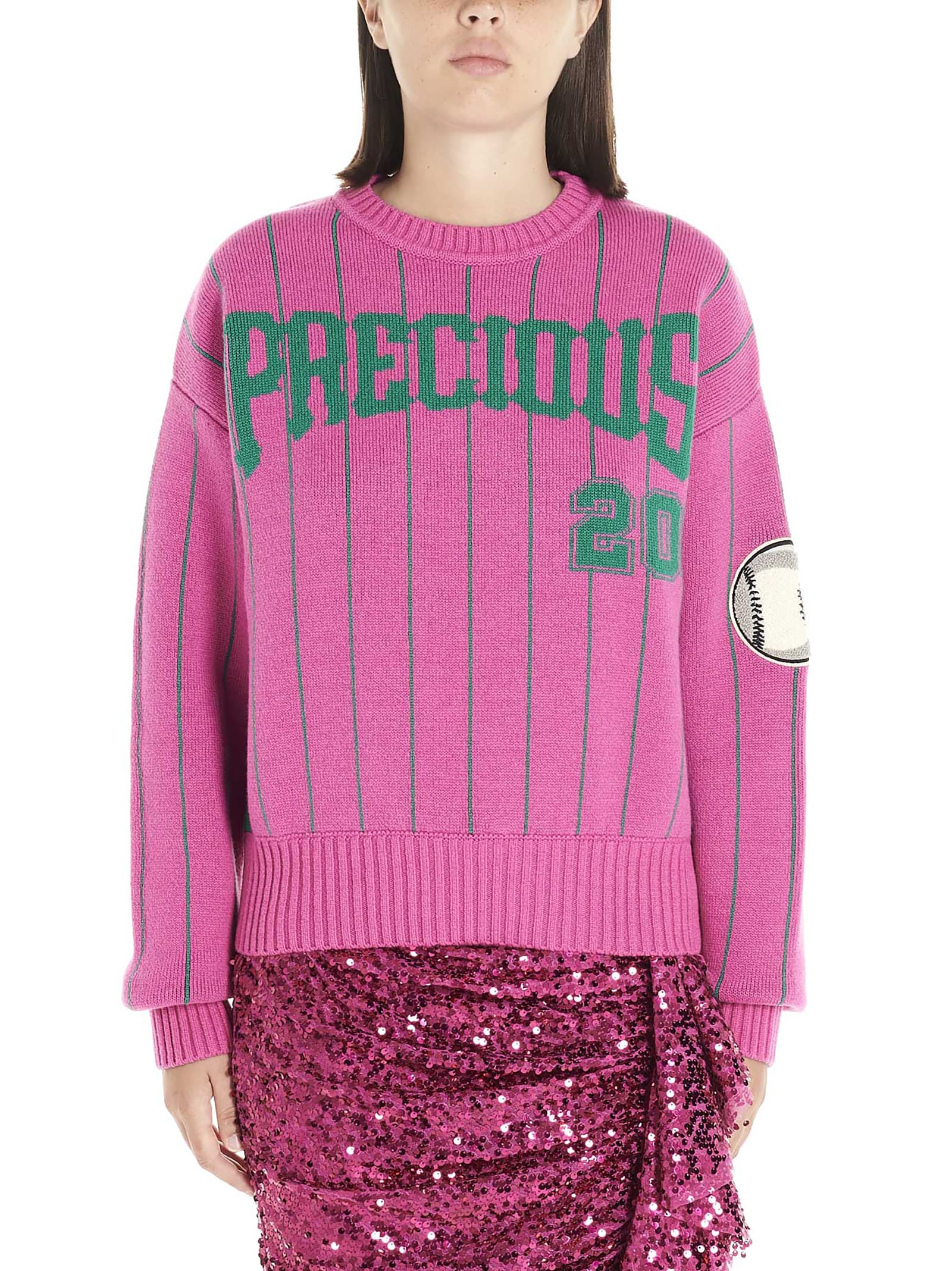 Nervure precious Sweater