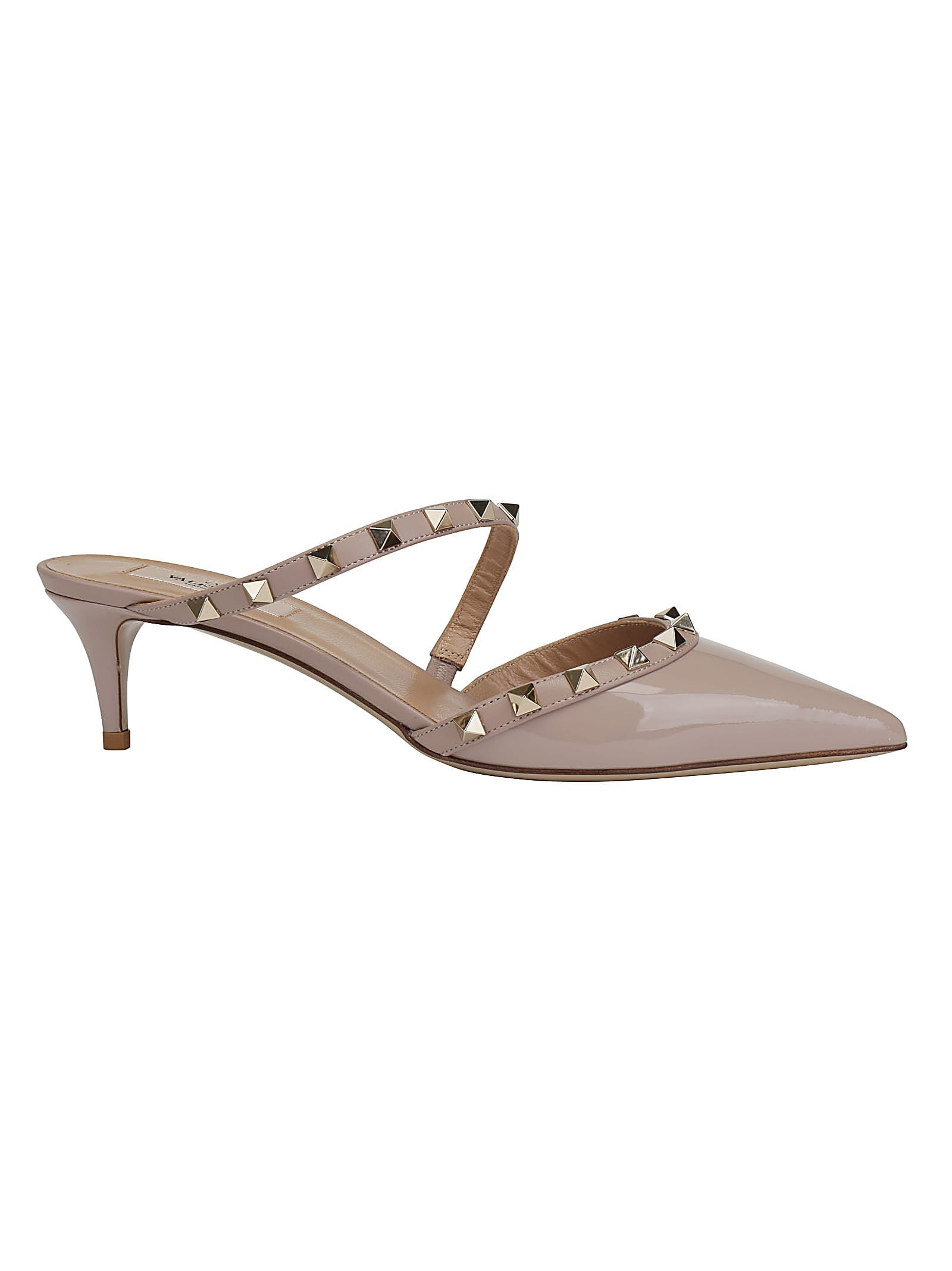 vivid and great in style wholesale outlet best cheap Valentino Garavani Rockstud Mules