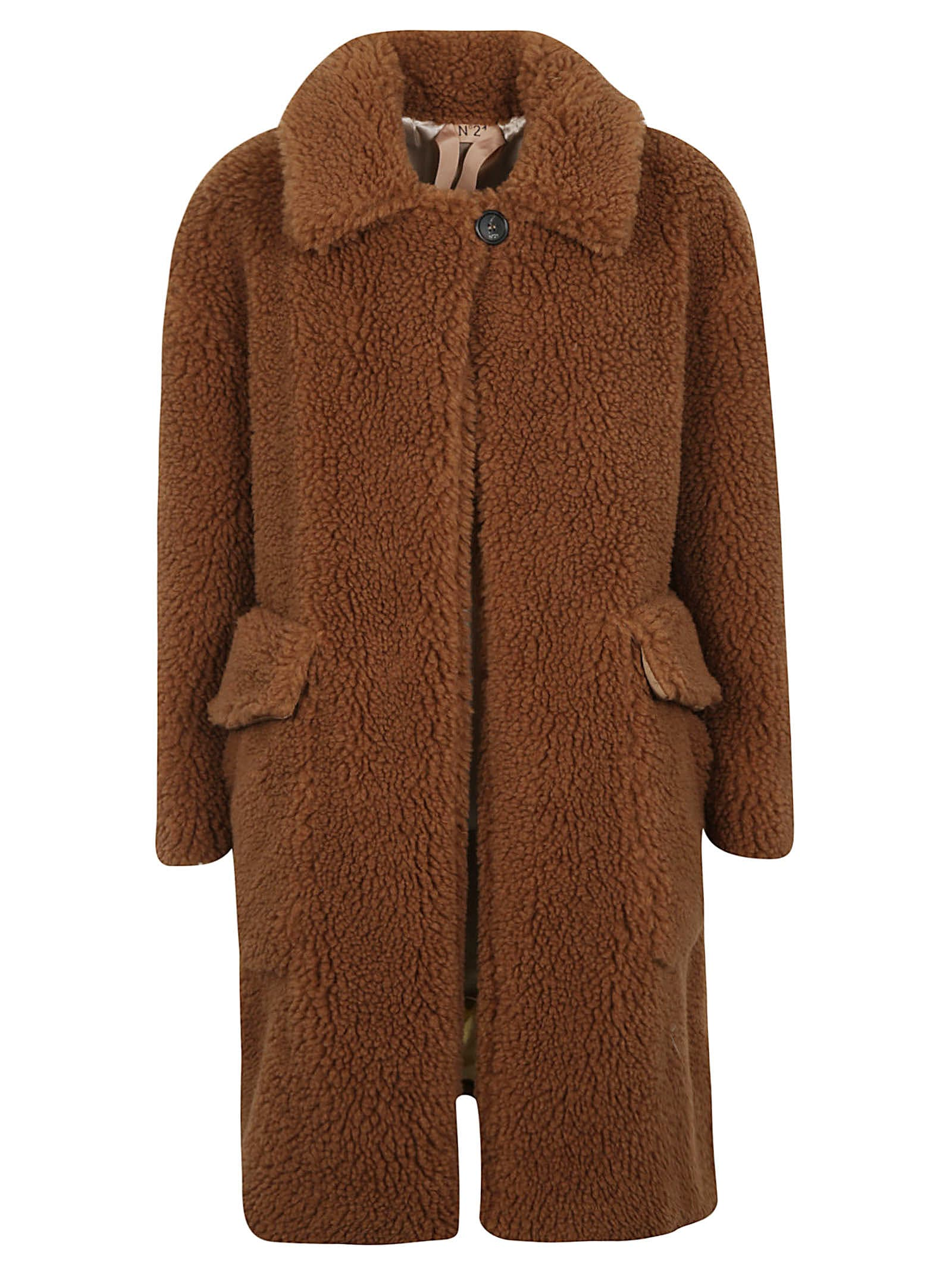 N.21 Buttoned Coat