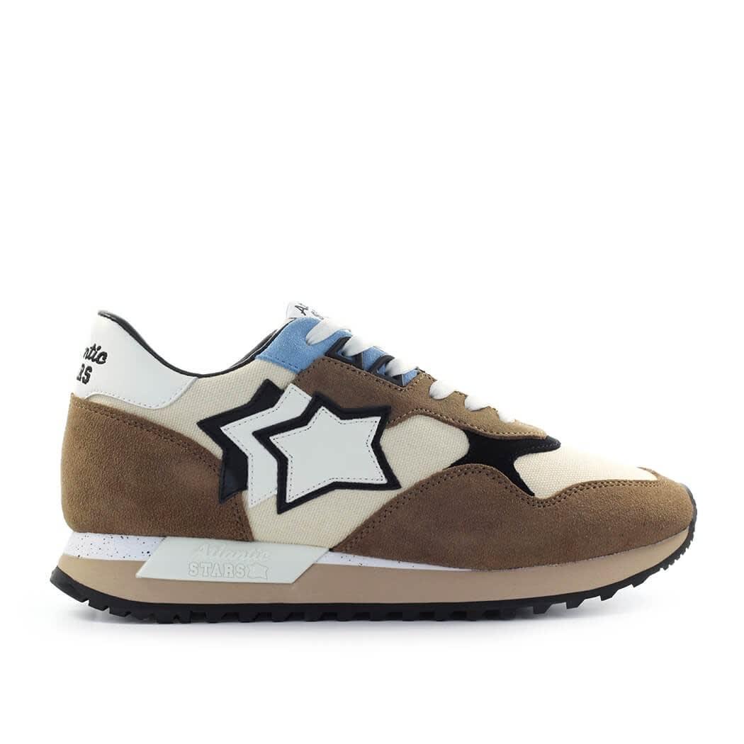 Draco Beige Brown Sneaker
