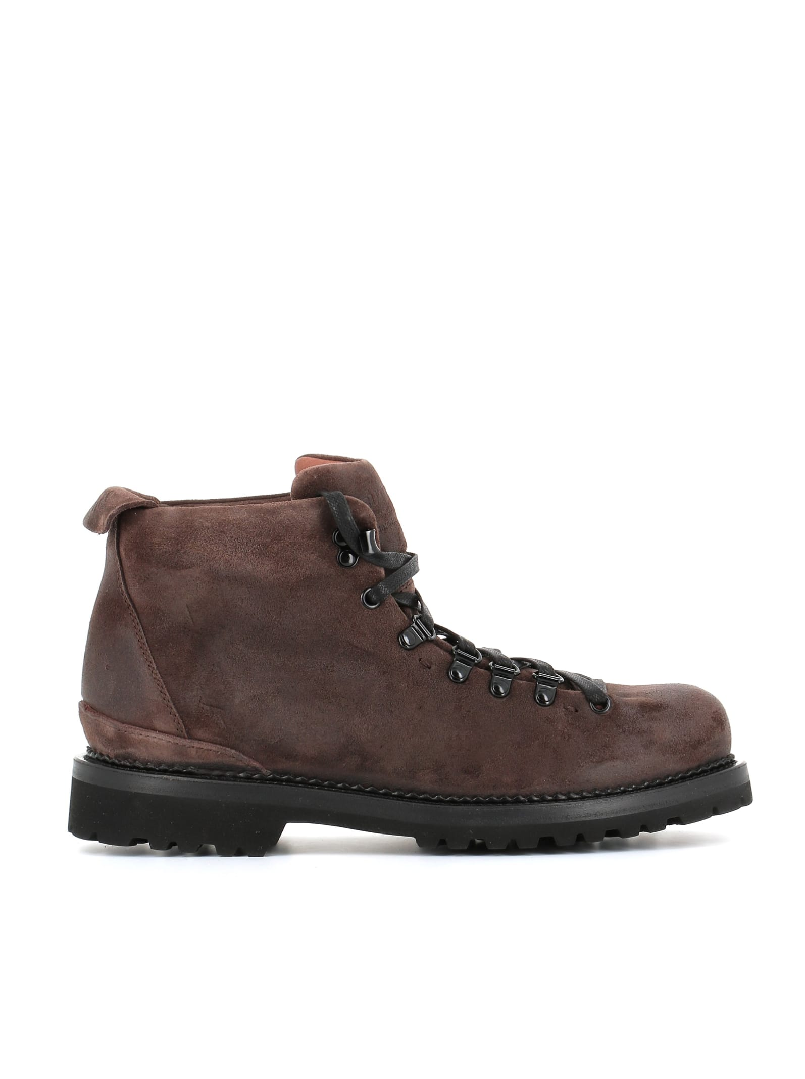 Buttero Mountain Lace-up Boot