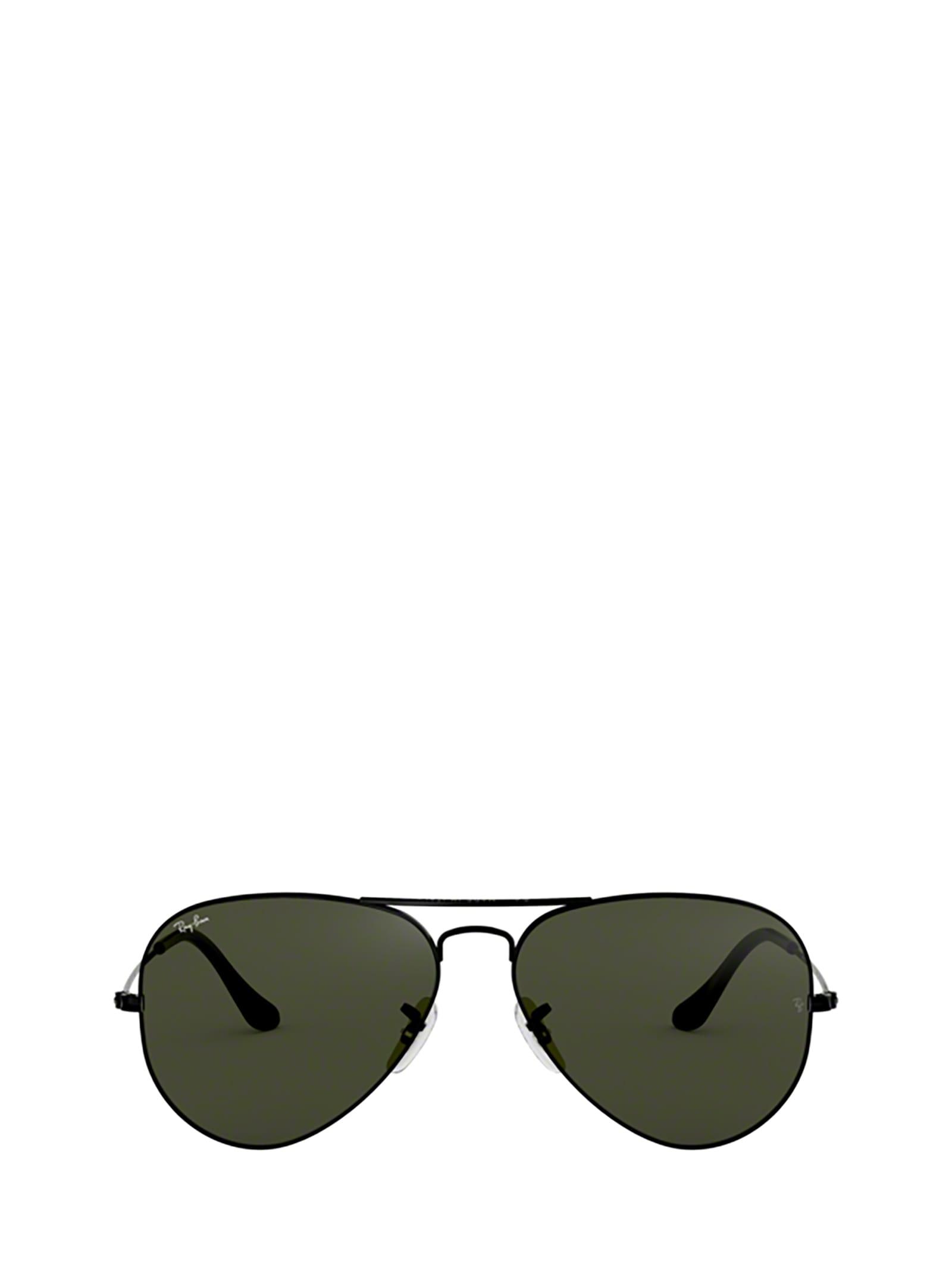 Ray-Ban Ray-ban Rb3025 Black Sunglasses