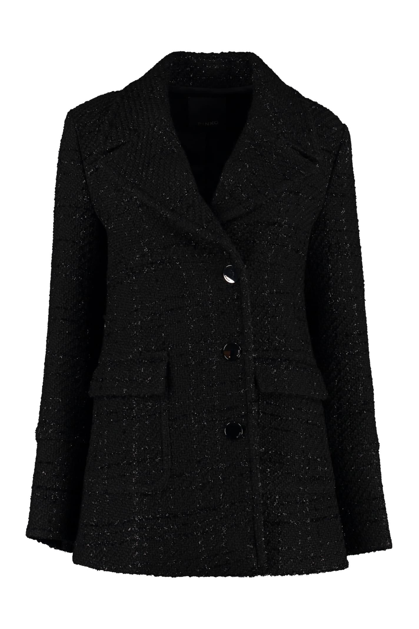 Pinko Scendere Tweed Jacket