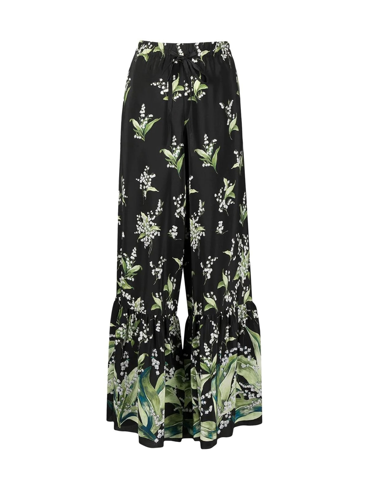 Red Valentino ST.MAY LILY TROUSERS