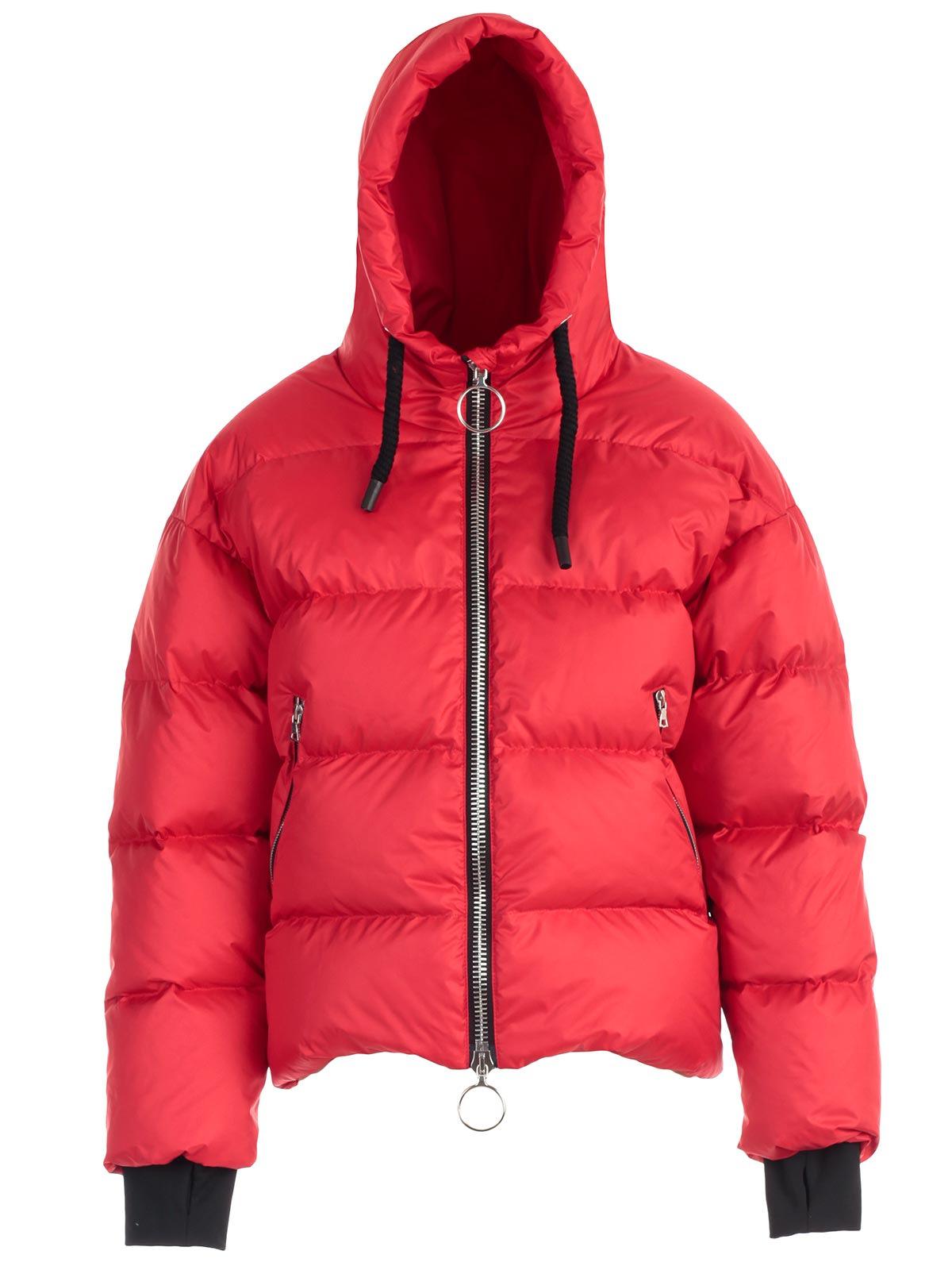 IENKI IENKI Padded Jacket W/hood