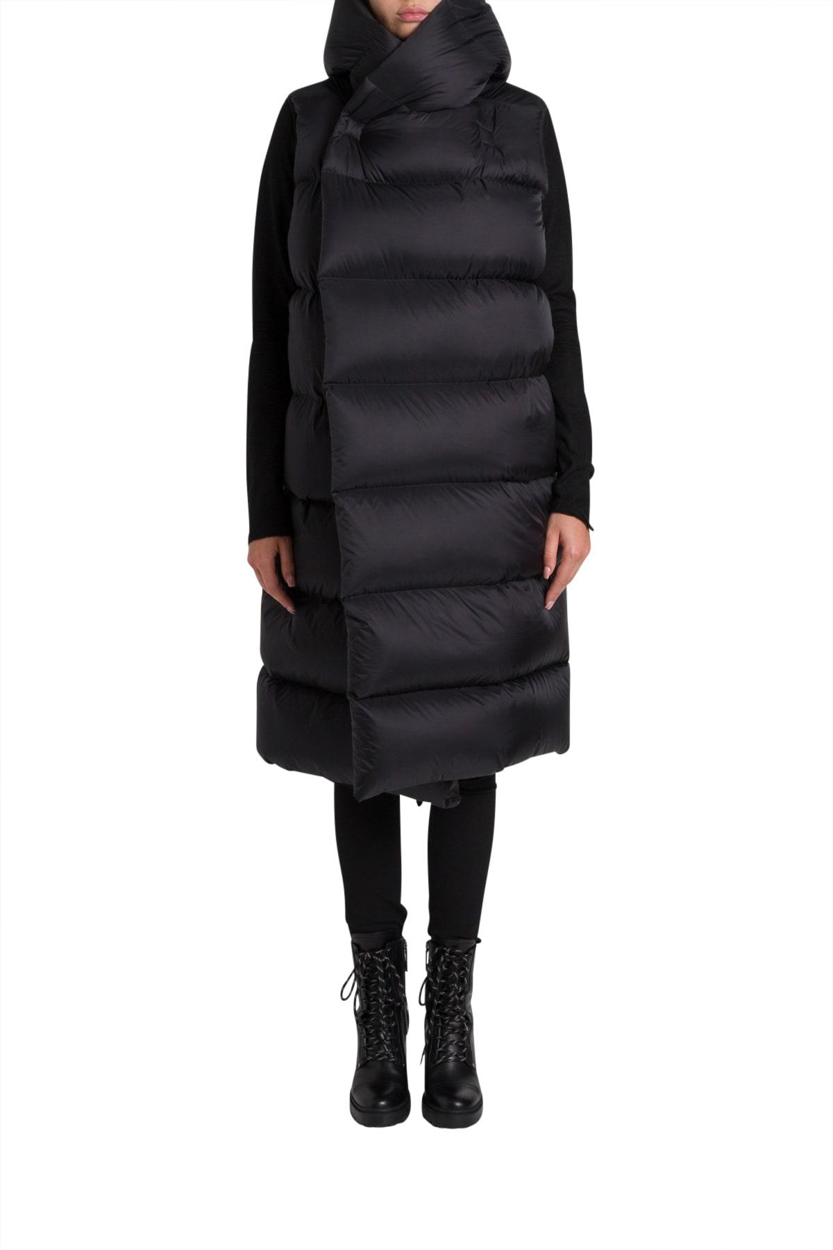 Rick Owens Larry Liner Coat