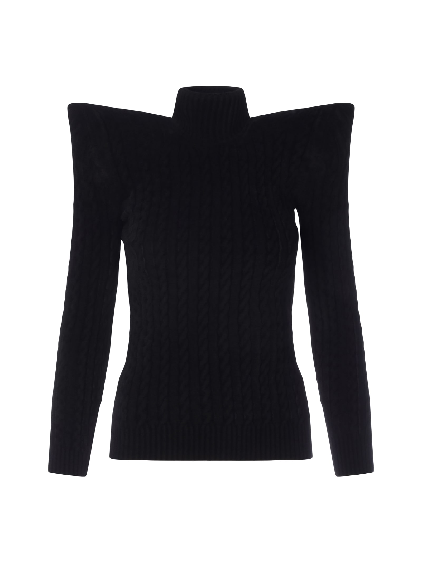 Balenciaga Turtleneck Sweater