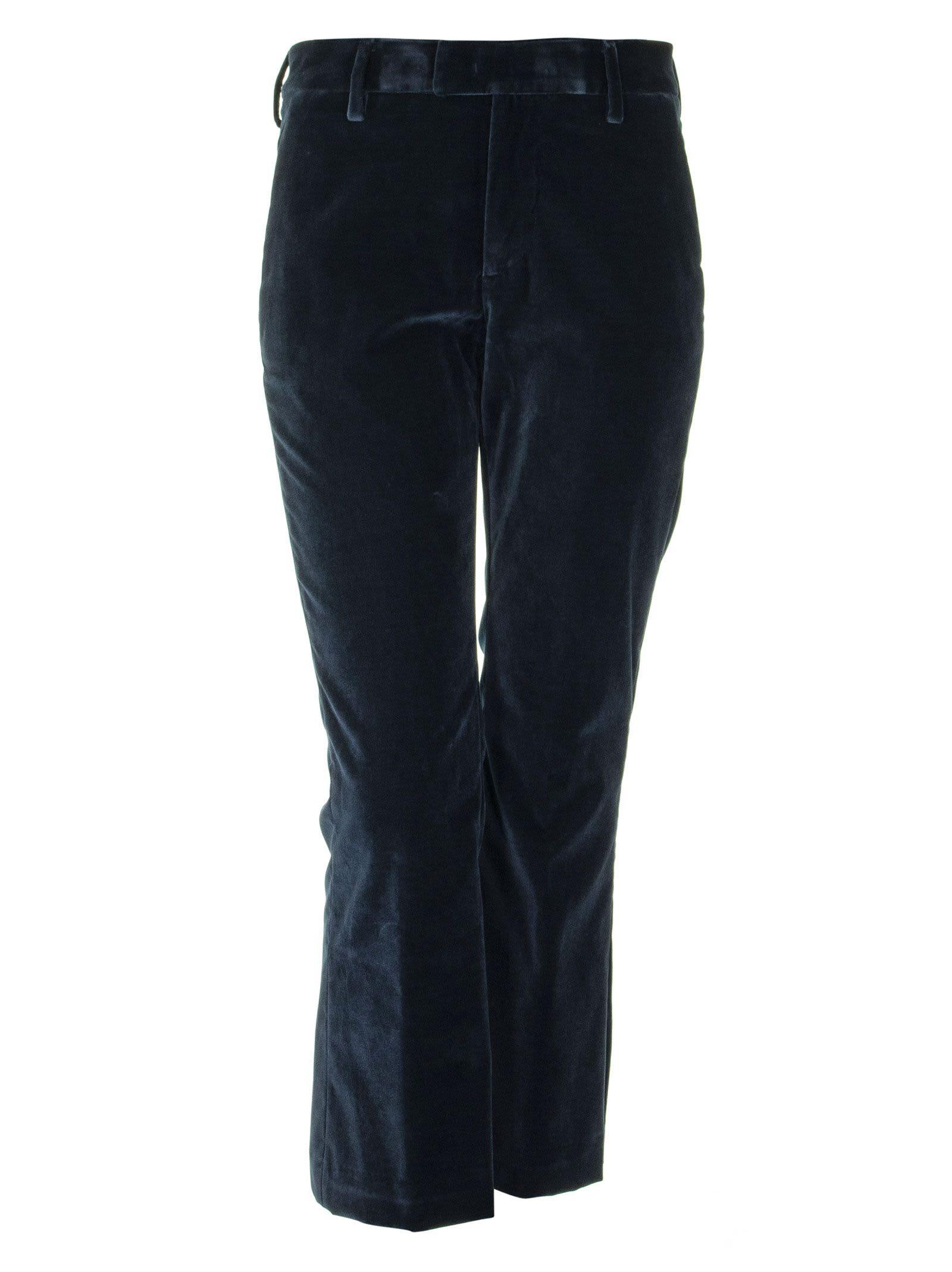 Dondup Benedicte Velvet Trousers