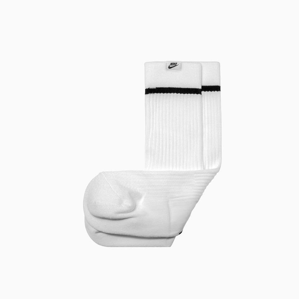 Nike Snkr Essential Crew Socks Sx7166-100