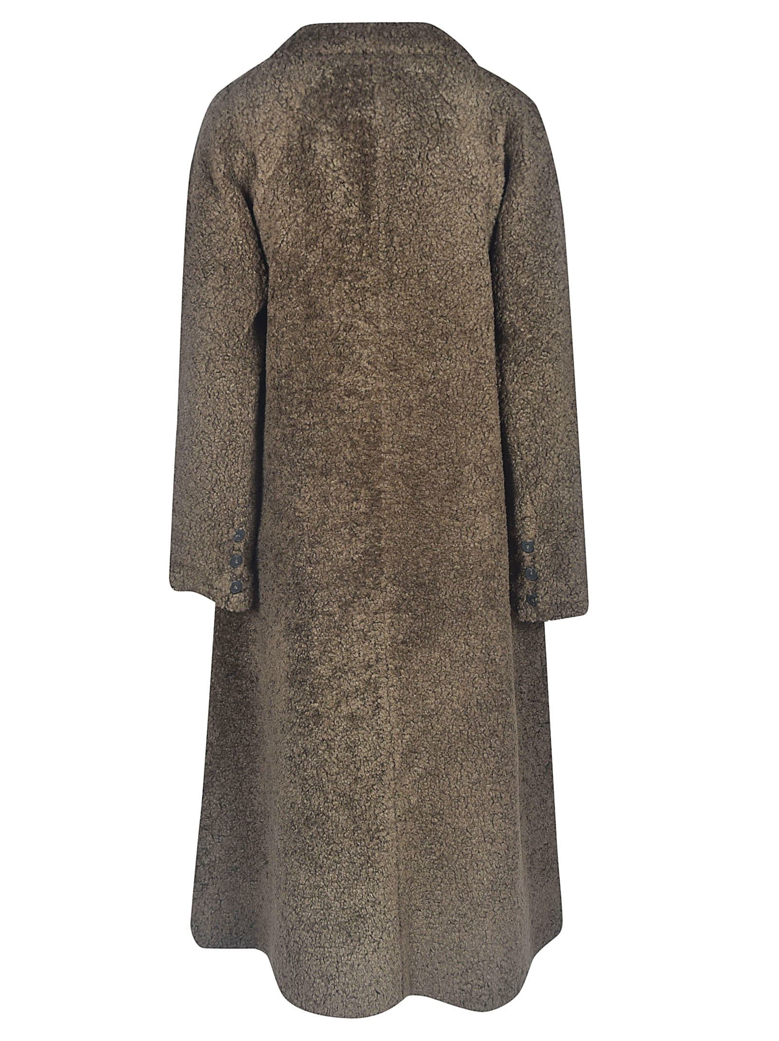Forte Forte Eco Shearling Coat