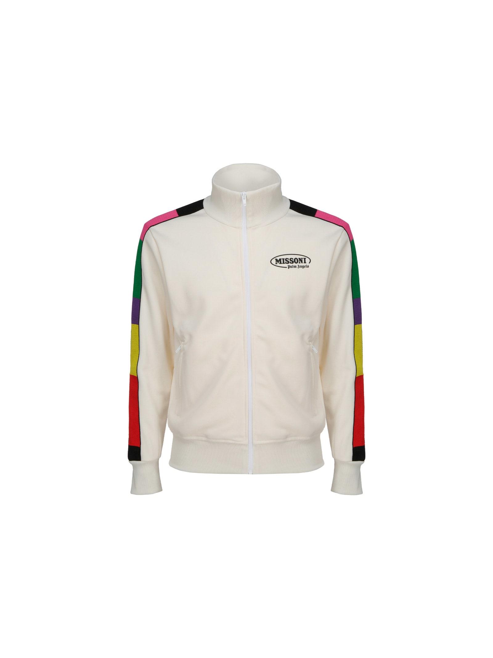 Palm Angels X Missoni Track Jacket