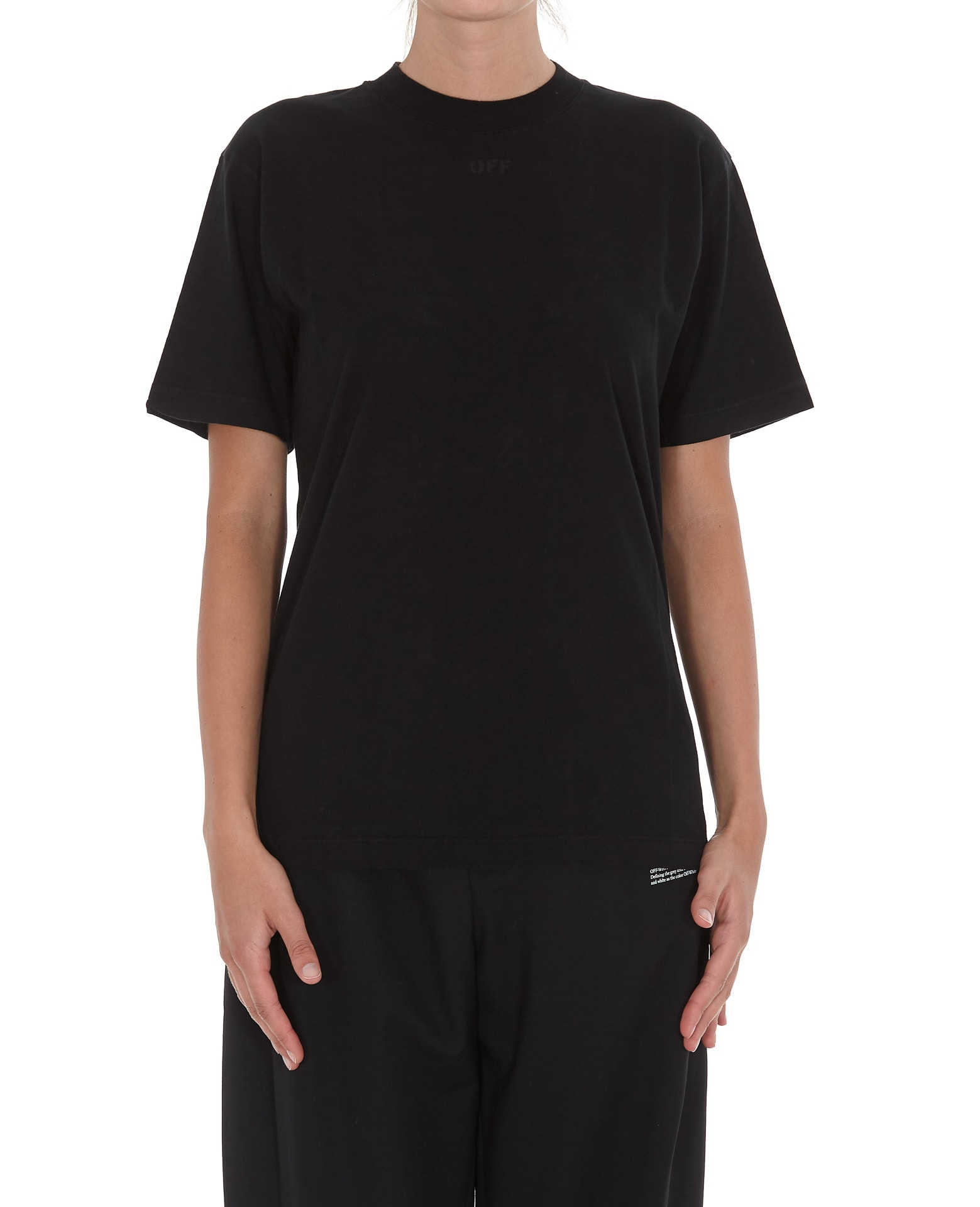 Off-White Off-white Arrow T-shirt