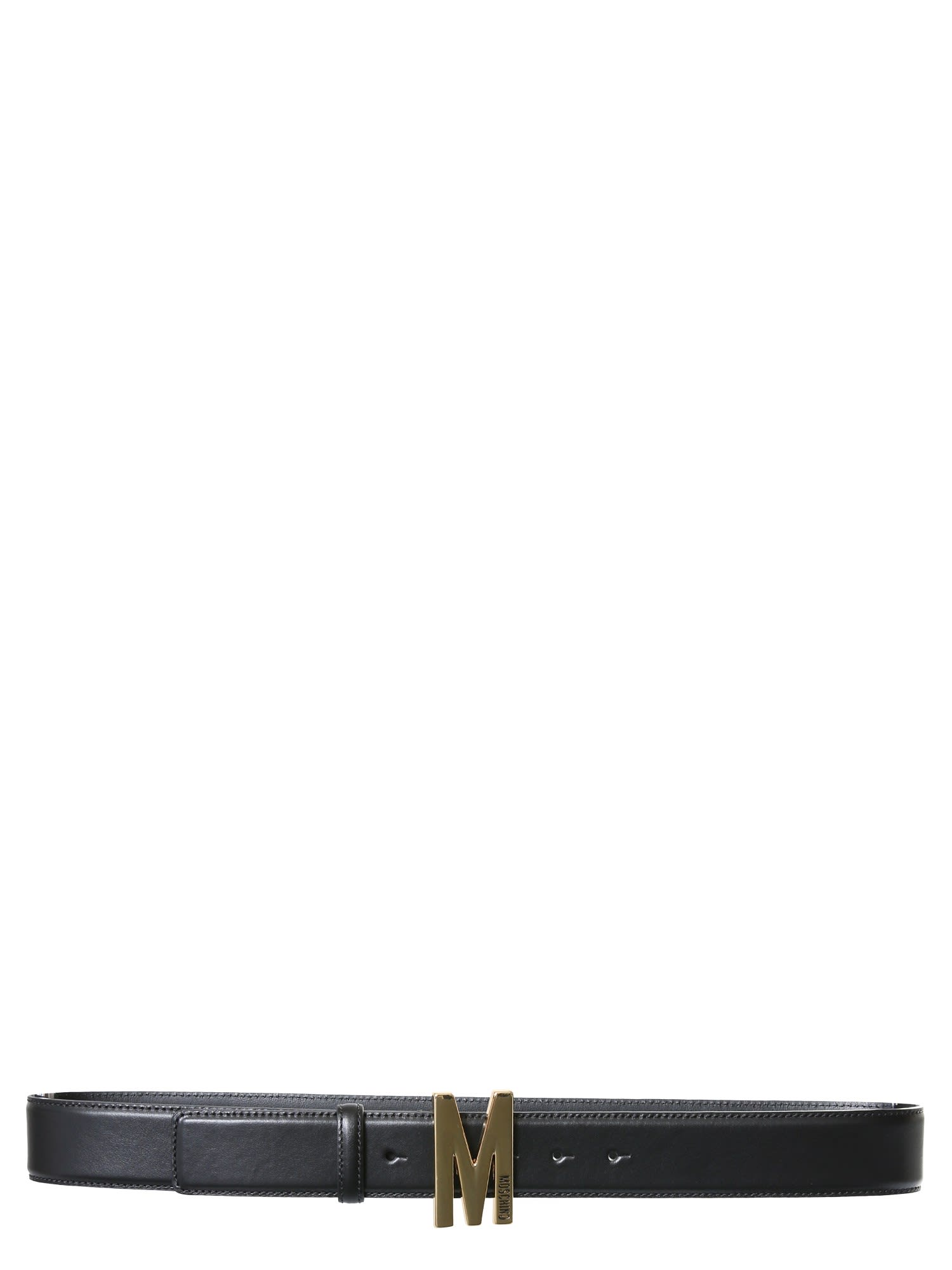 Moschino Belts BELT WITH BUCKLE