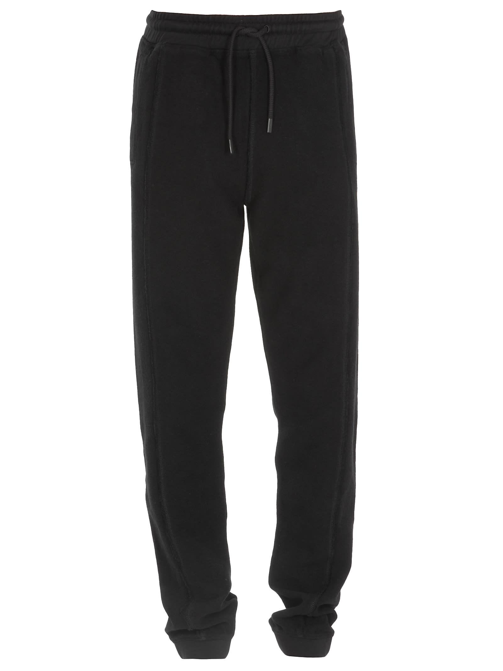 Marcelo Burlon Cotton Trousers