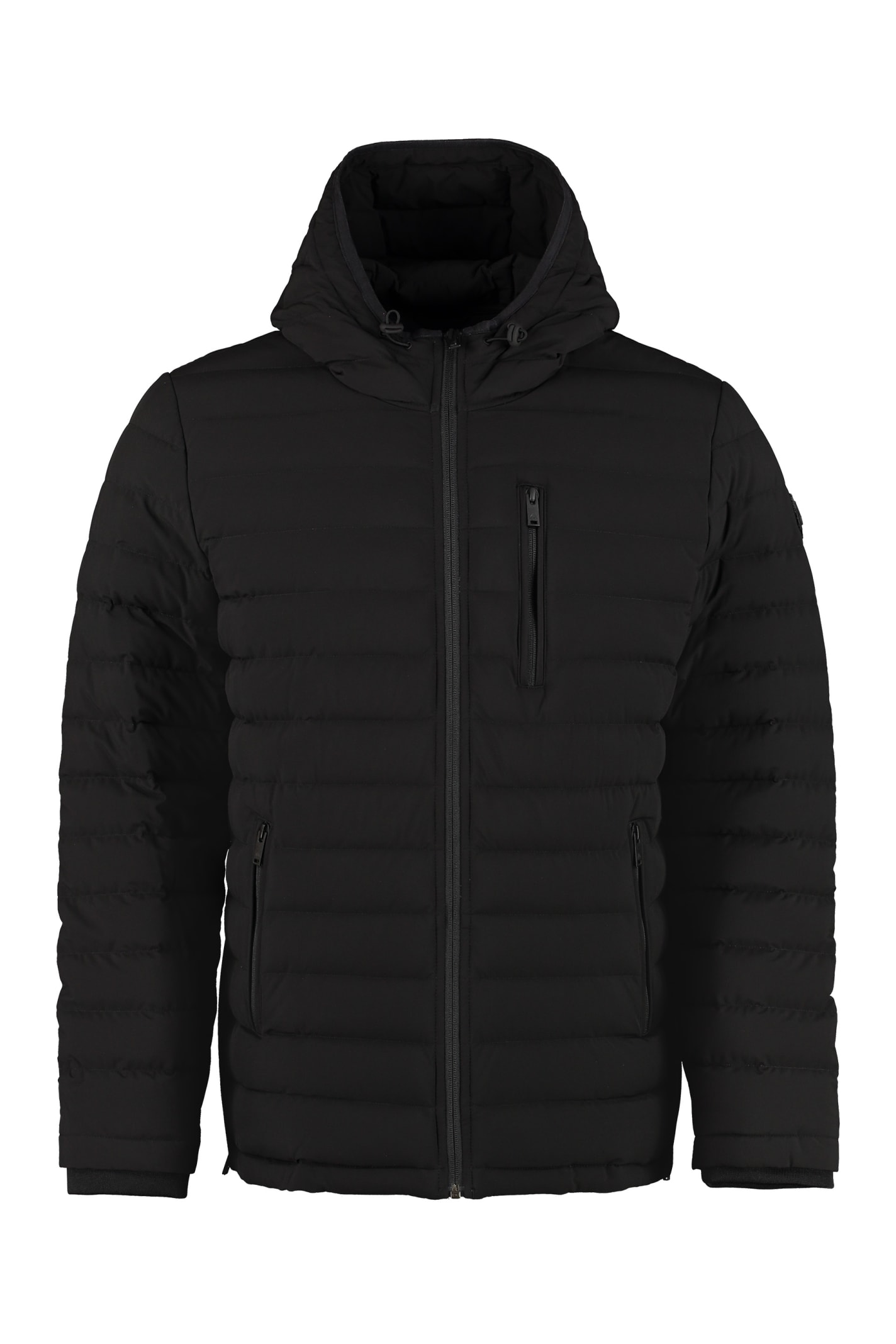 Best price on the market at italist | Moose Knuckles Moose Knuckles Fullcrest Hooded Down Jacket