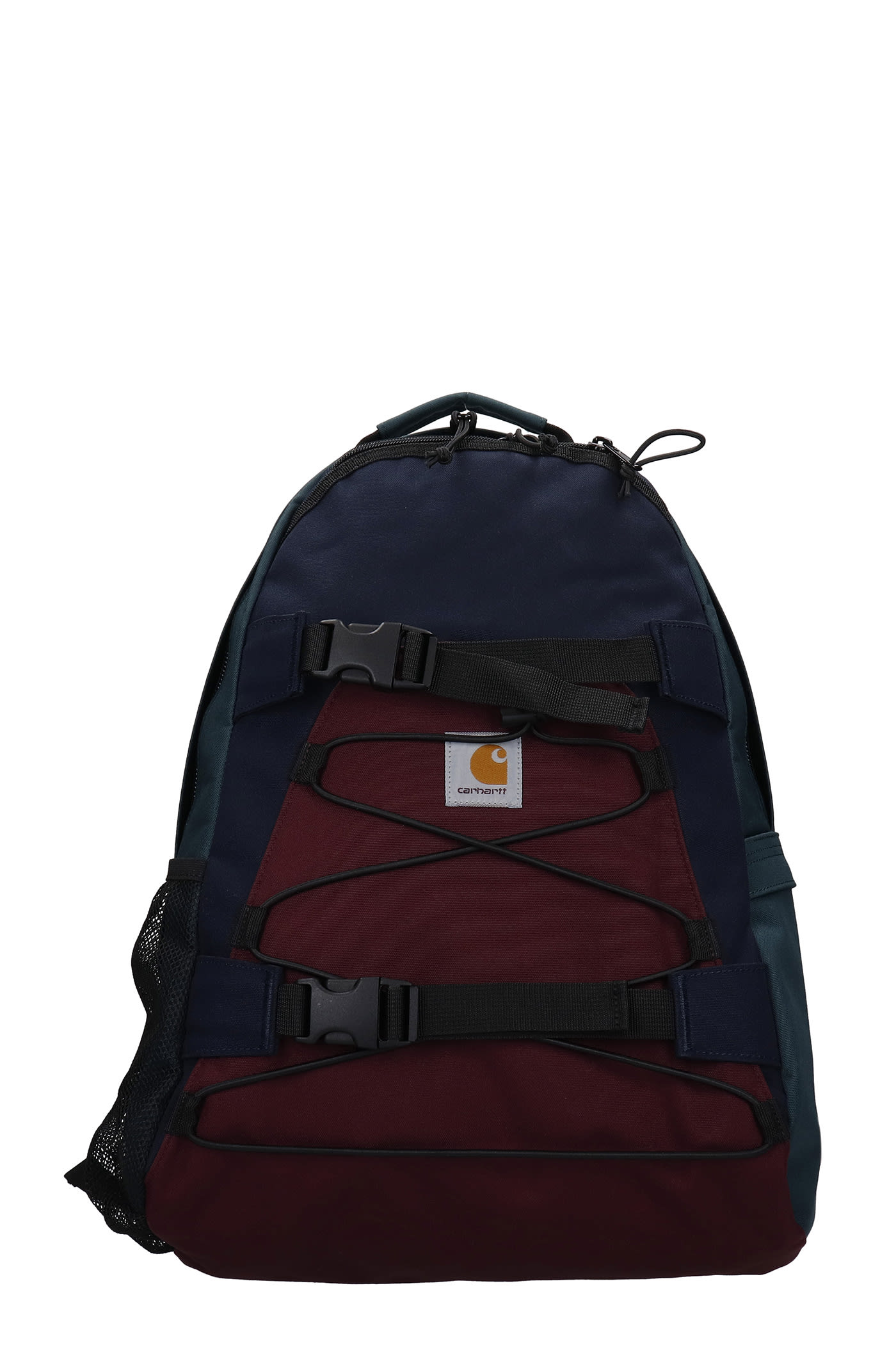 Backpack In Multicolor Synthetic Fibers