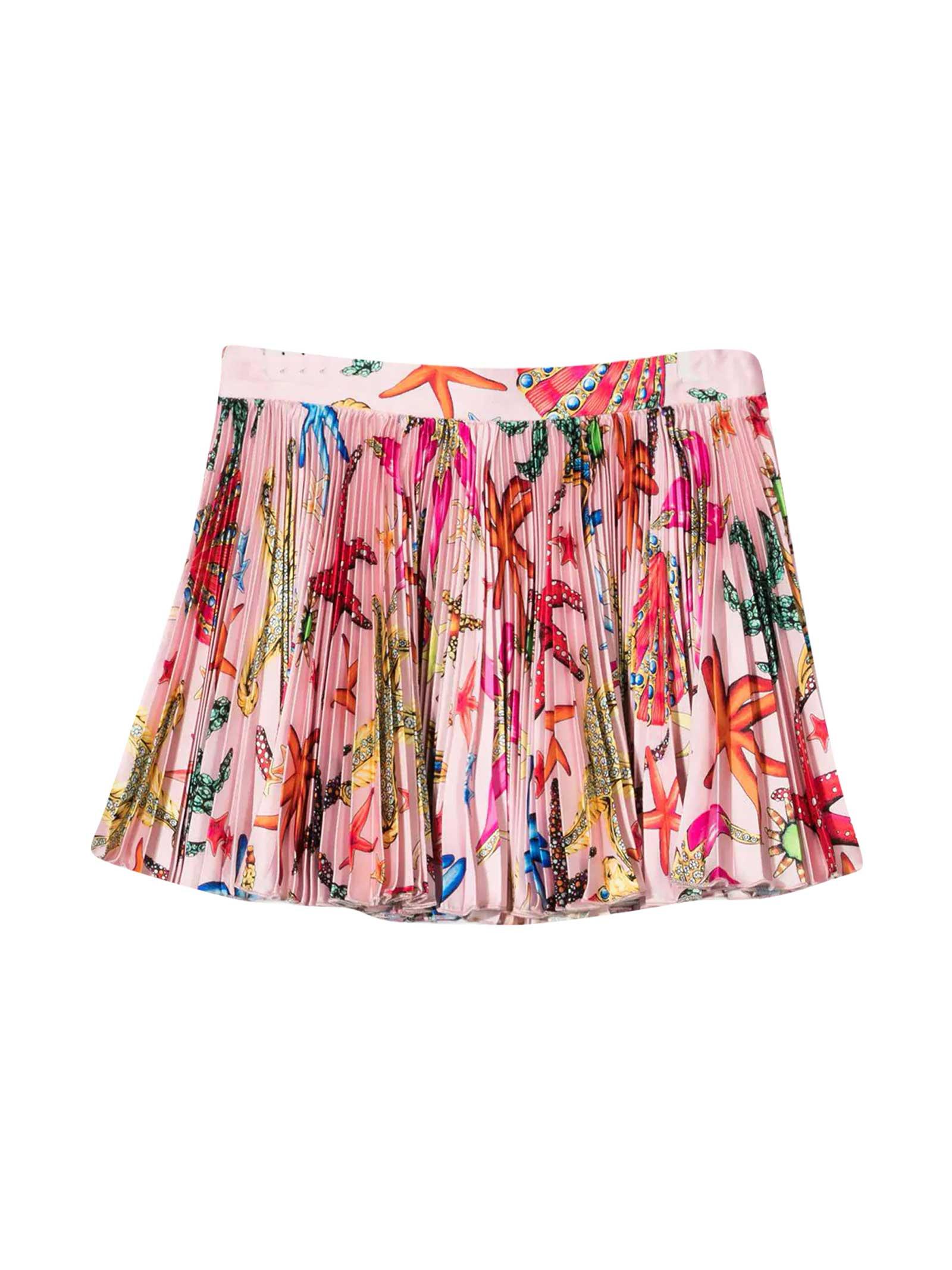 Young Versace Skirts PRINT T-SHIRT