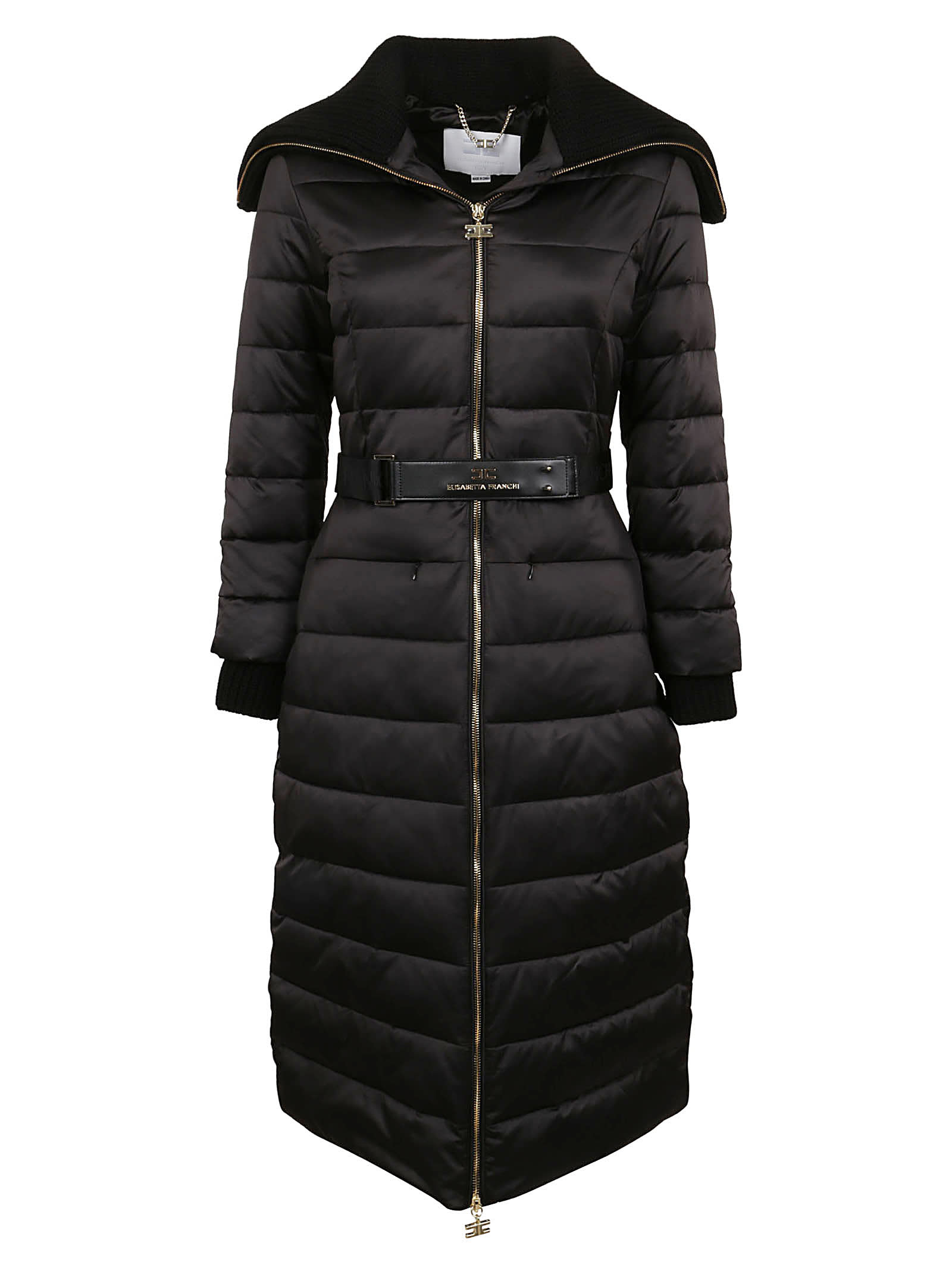Elisabetta Franchi Celyn B. Down Jacket