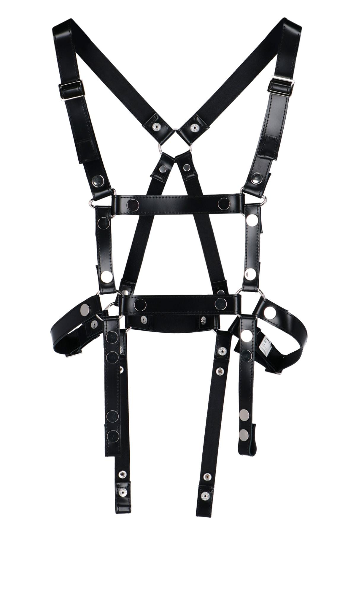 Junya Watanabe Belt In Black