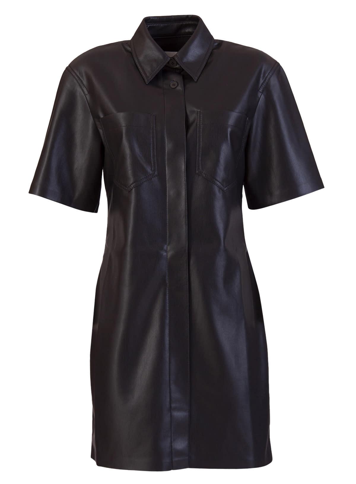 Buy Nanushka Berto Dress online, shop Nanushka with free shipping