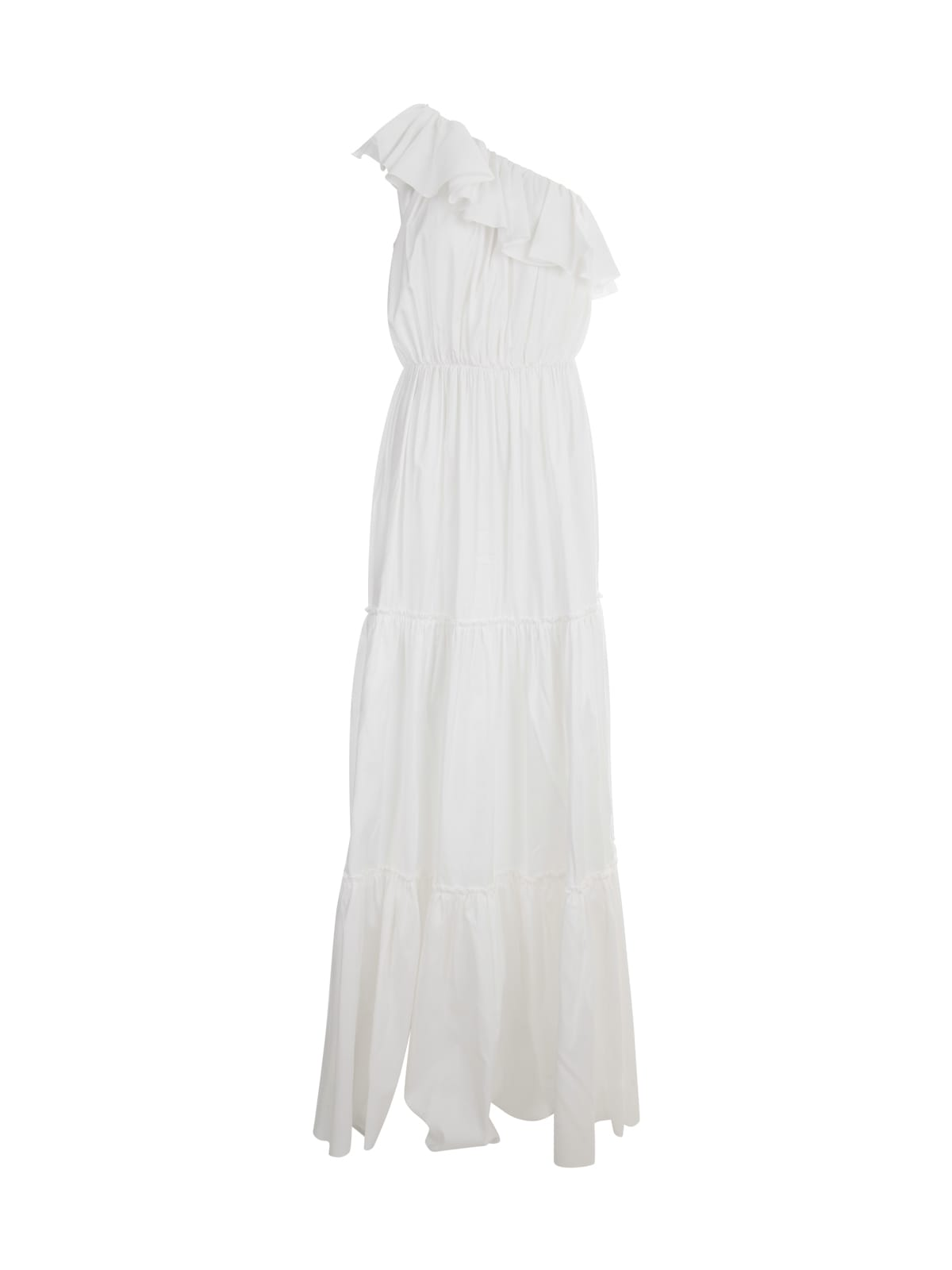 Buy Federica Tosi Long Single Shoulder Dress online, shop Federica Tosi with free shipping