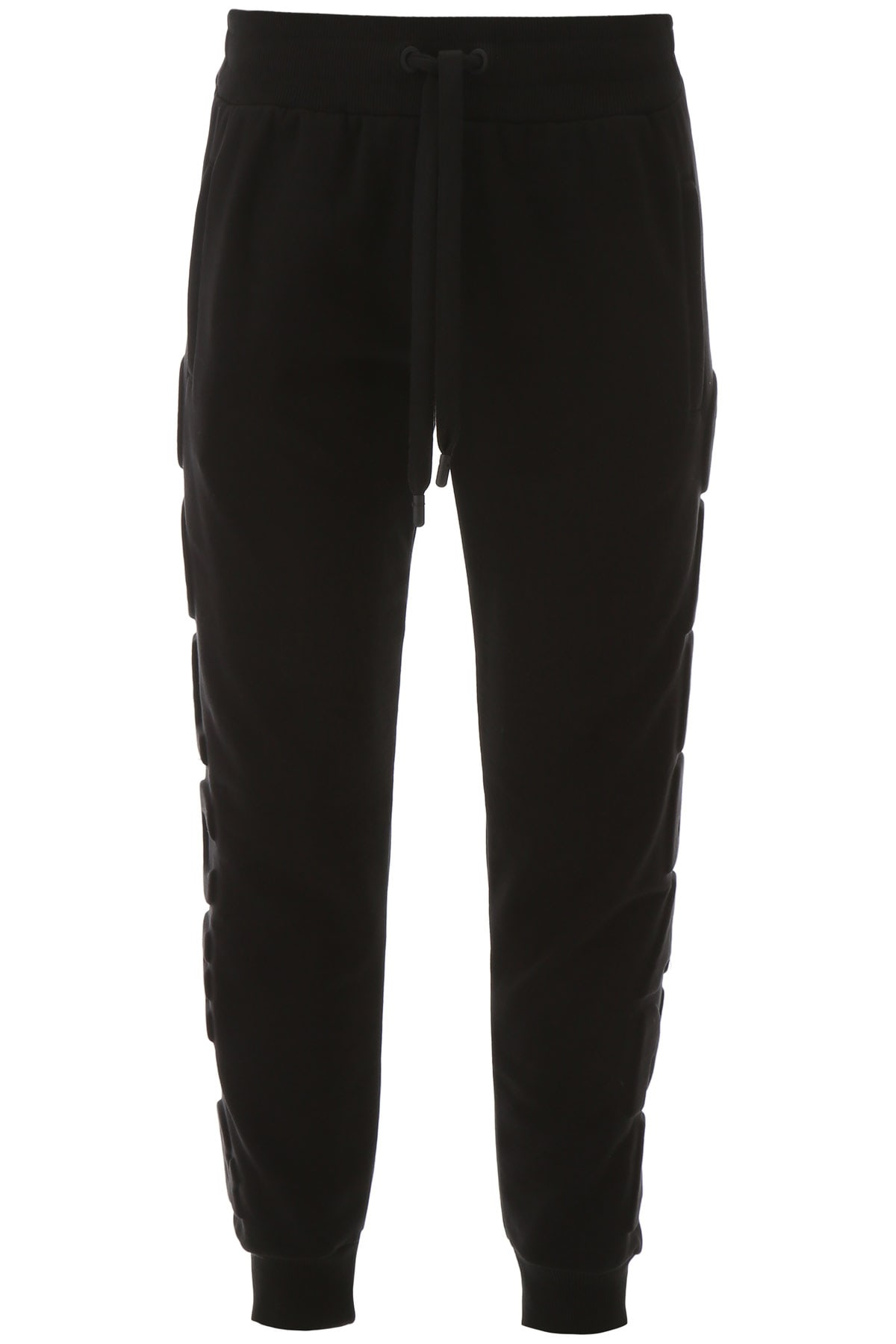 Dolce & Gabbana Joggers With Embossed Logo