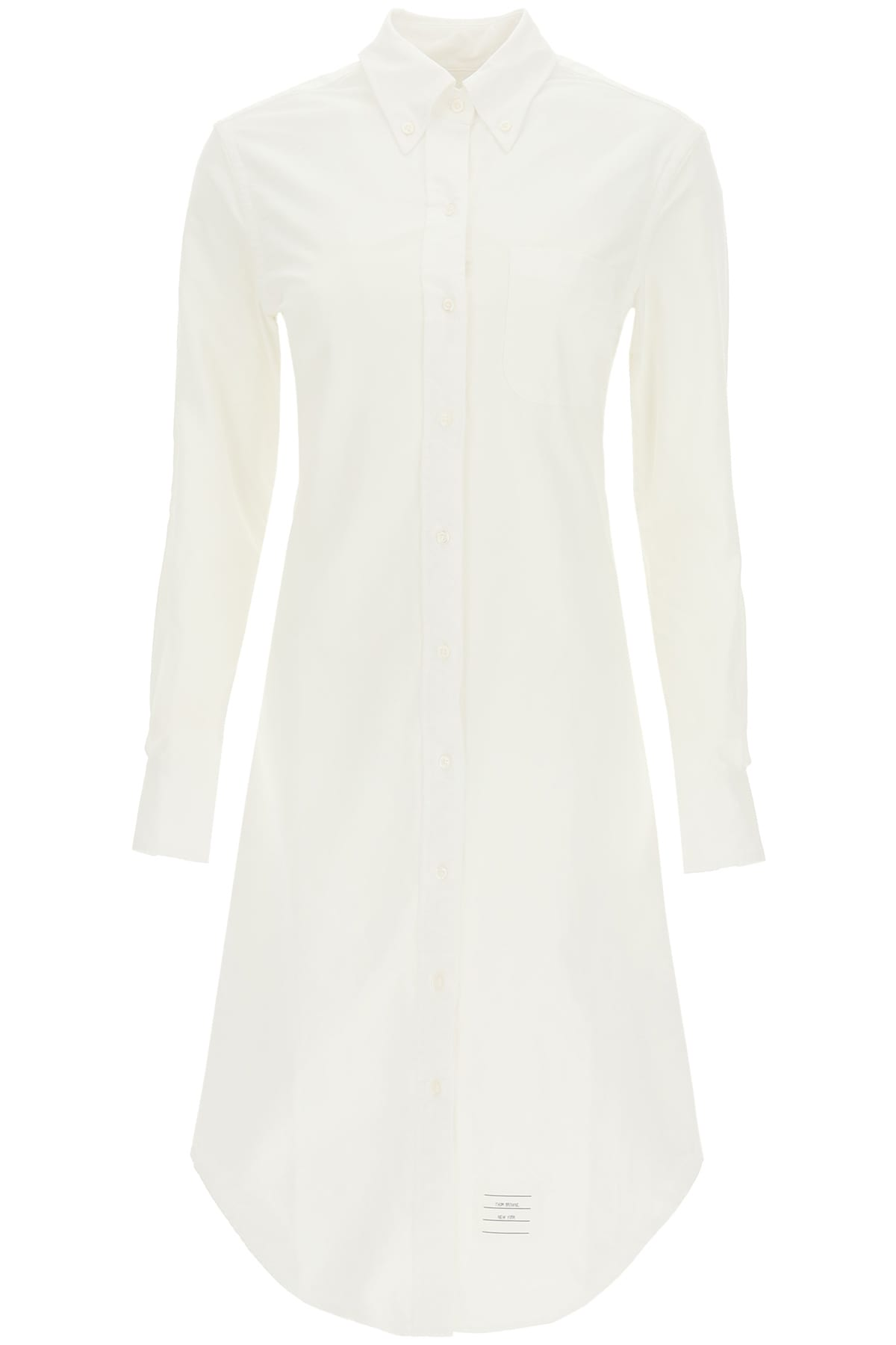 Thom Browne SHIRT DRESS IN OXFORD COTTON