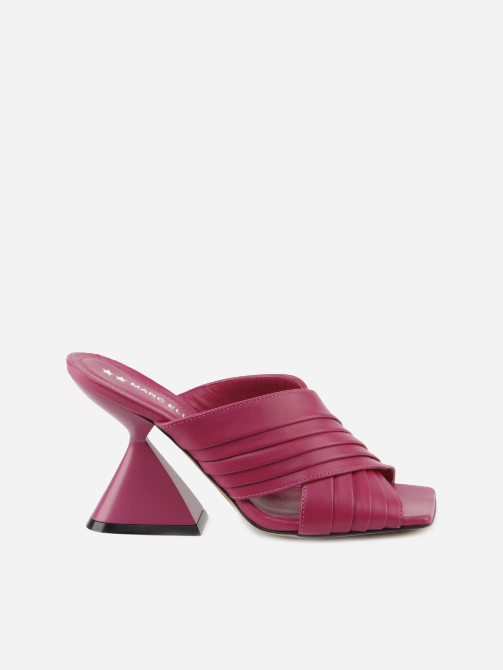 Bondie Leather Sandals