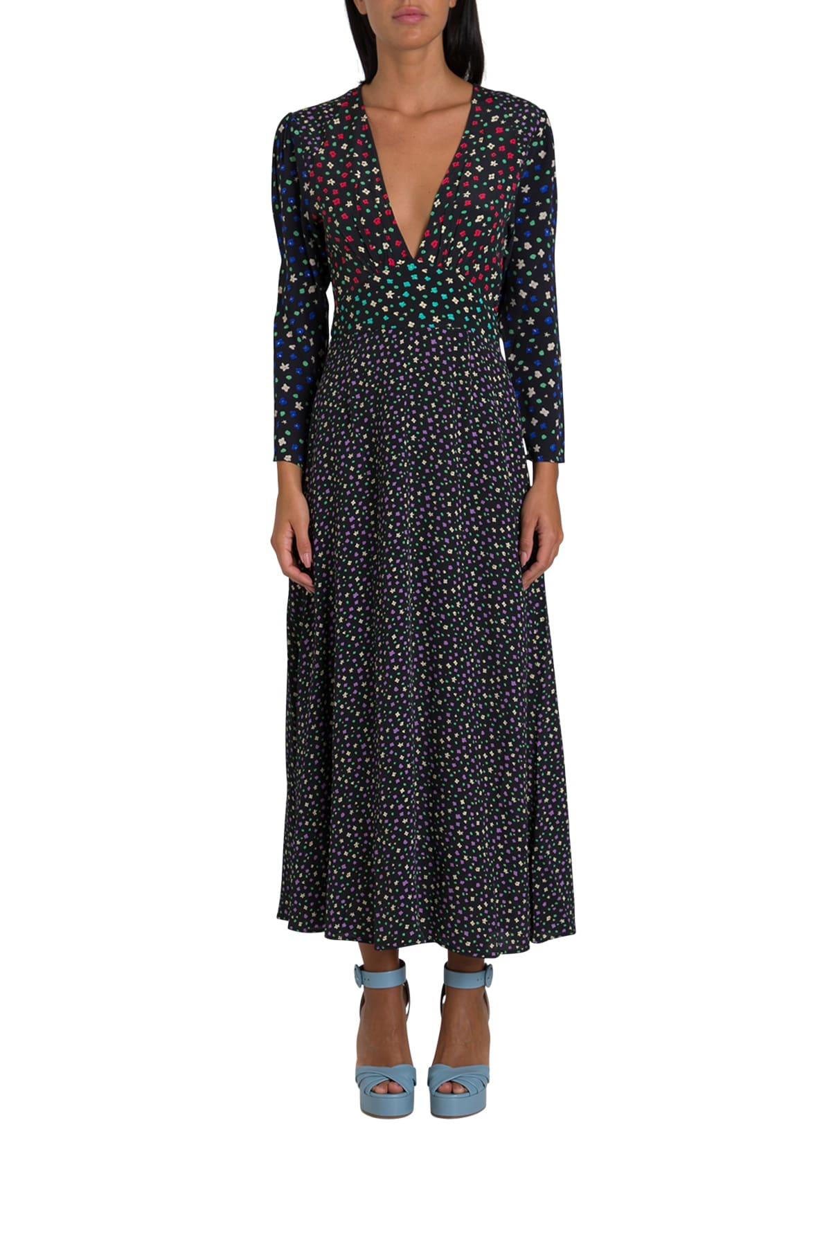 Buy RIXO Cordelia Dress online, shop RIXO with free shipping