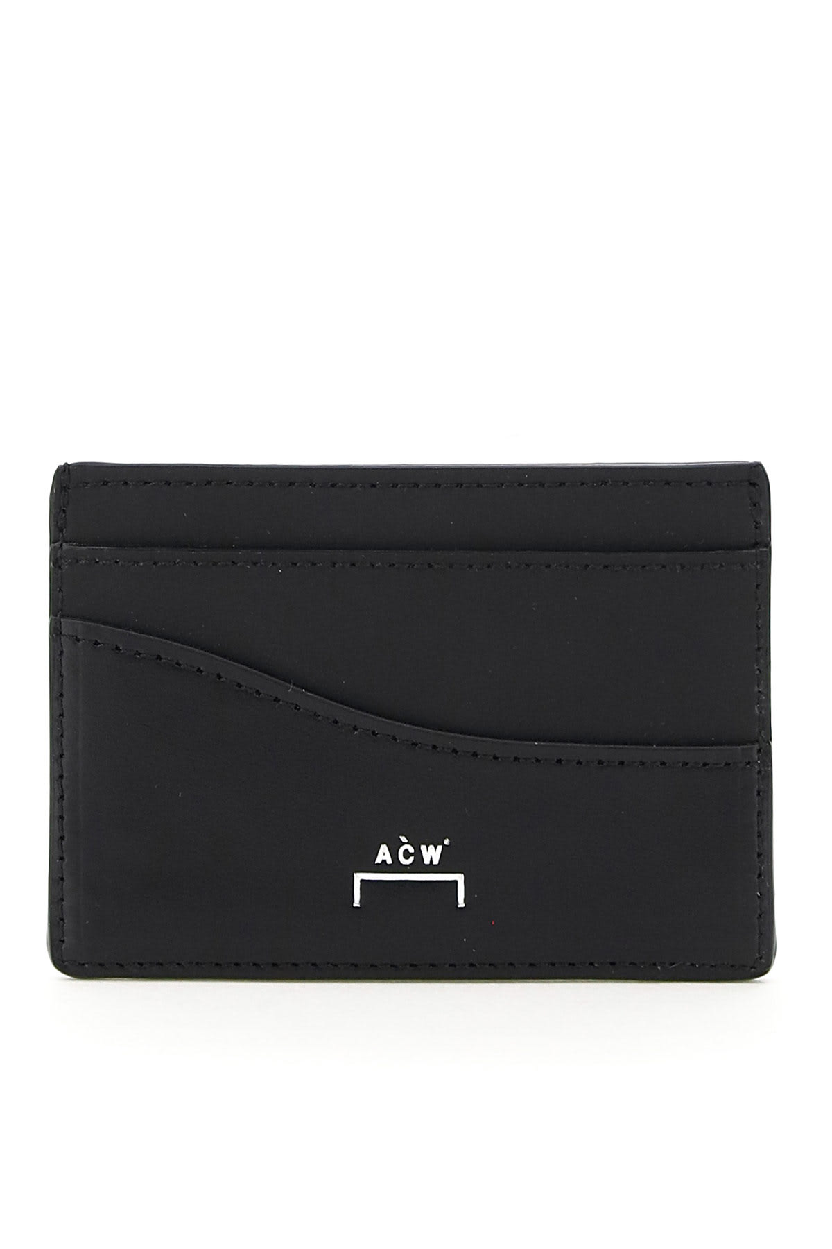 A-COLD-WALL Leather Card Holder