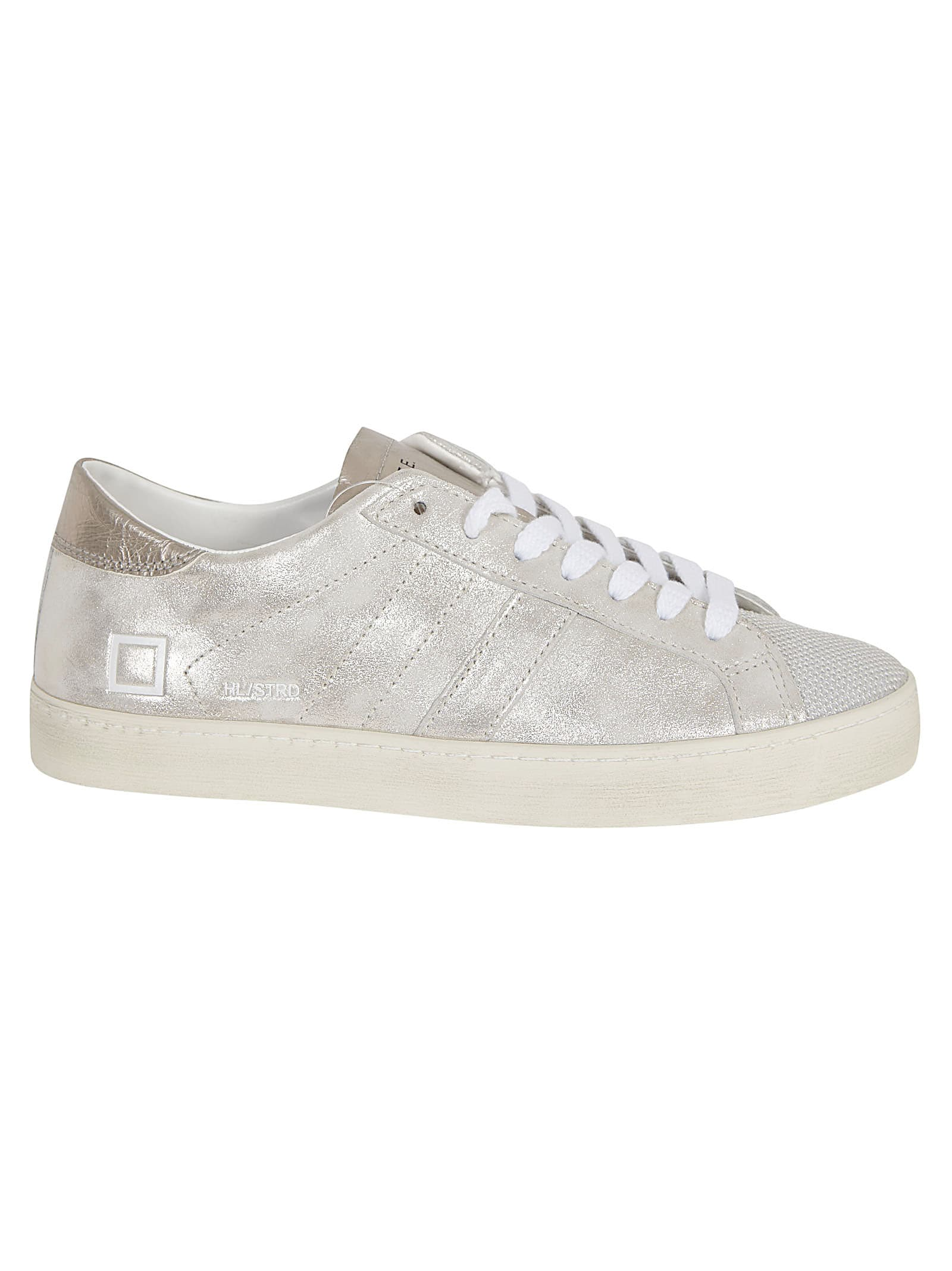 D.a.t.e. HILL LOW STARDUST SNEAKERS