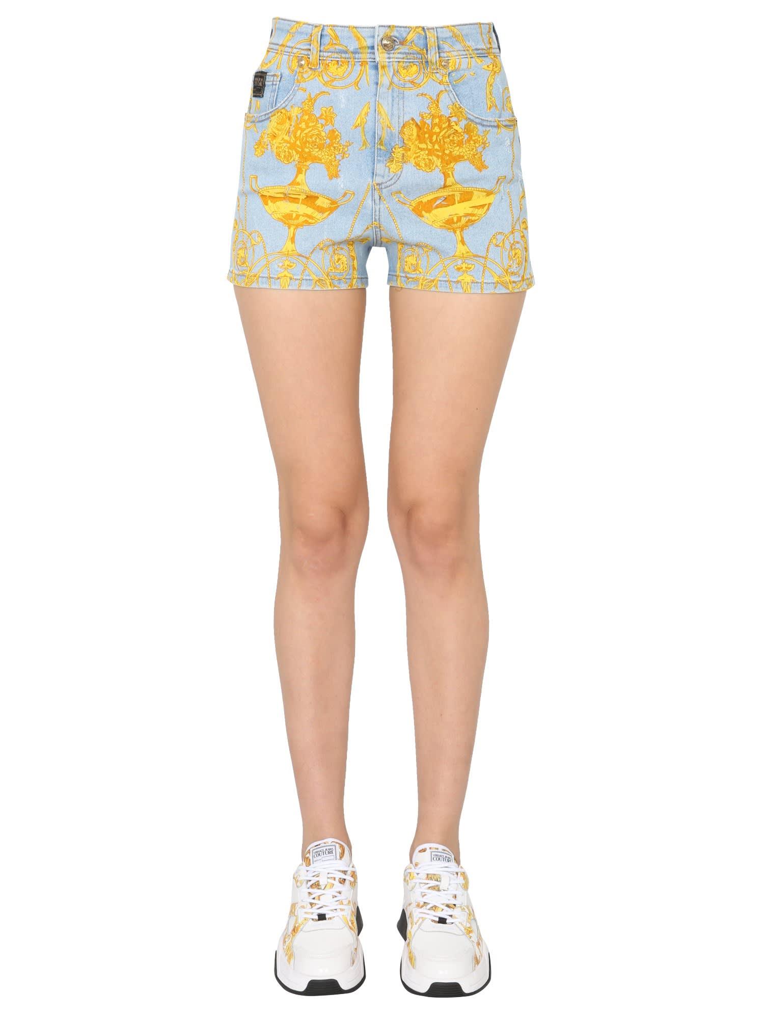 Versace Jeans Couture Shorts DENIM SHORTS