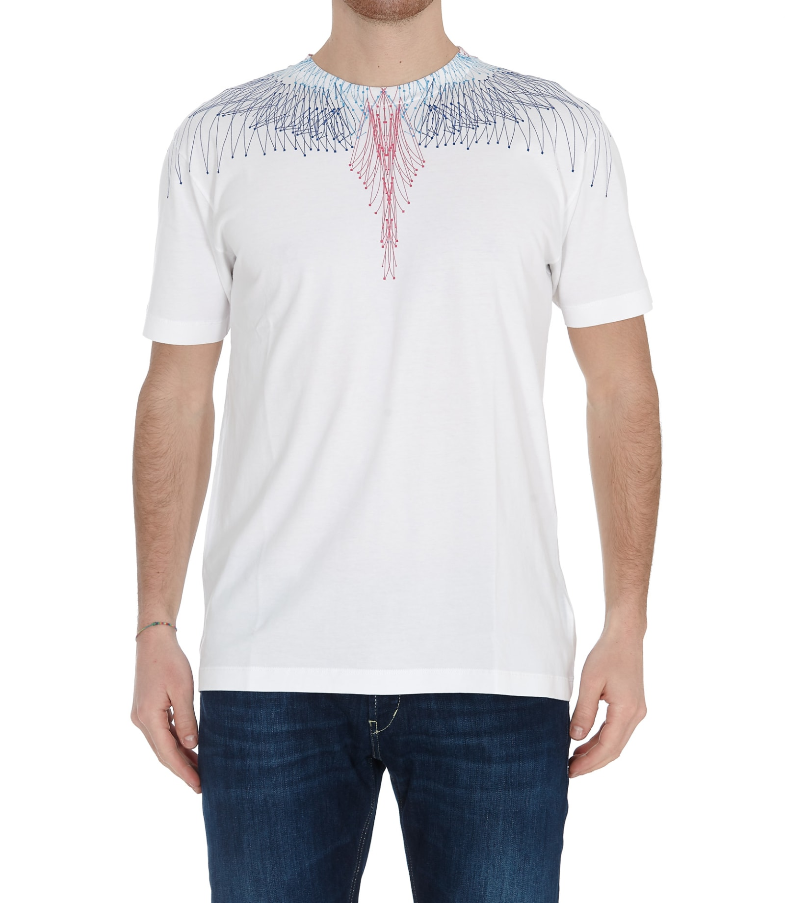 Marcelo Burlon County Of Milan BEZIER WINGS T-SHIRT
