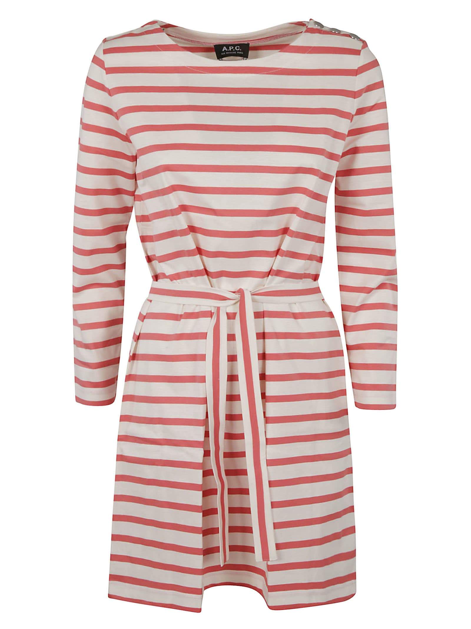 Buy A.P.C. Florence Dress online, shop A.P.C. with free shipping