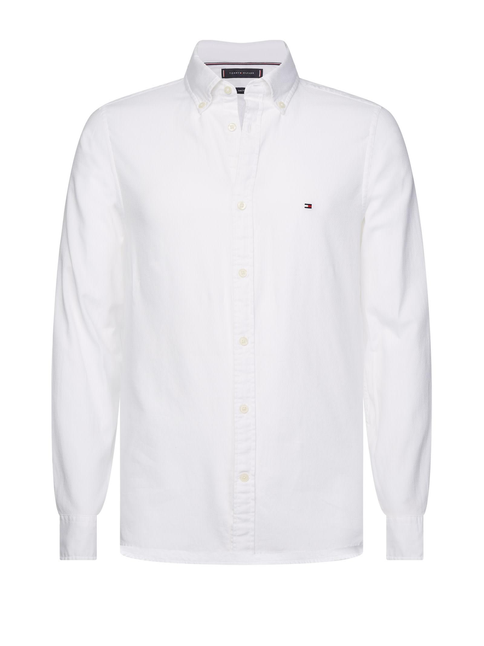 Tommy Hilfiger Tommy Hilfiger White Shirt