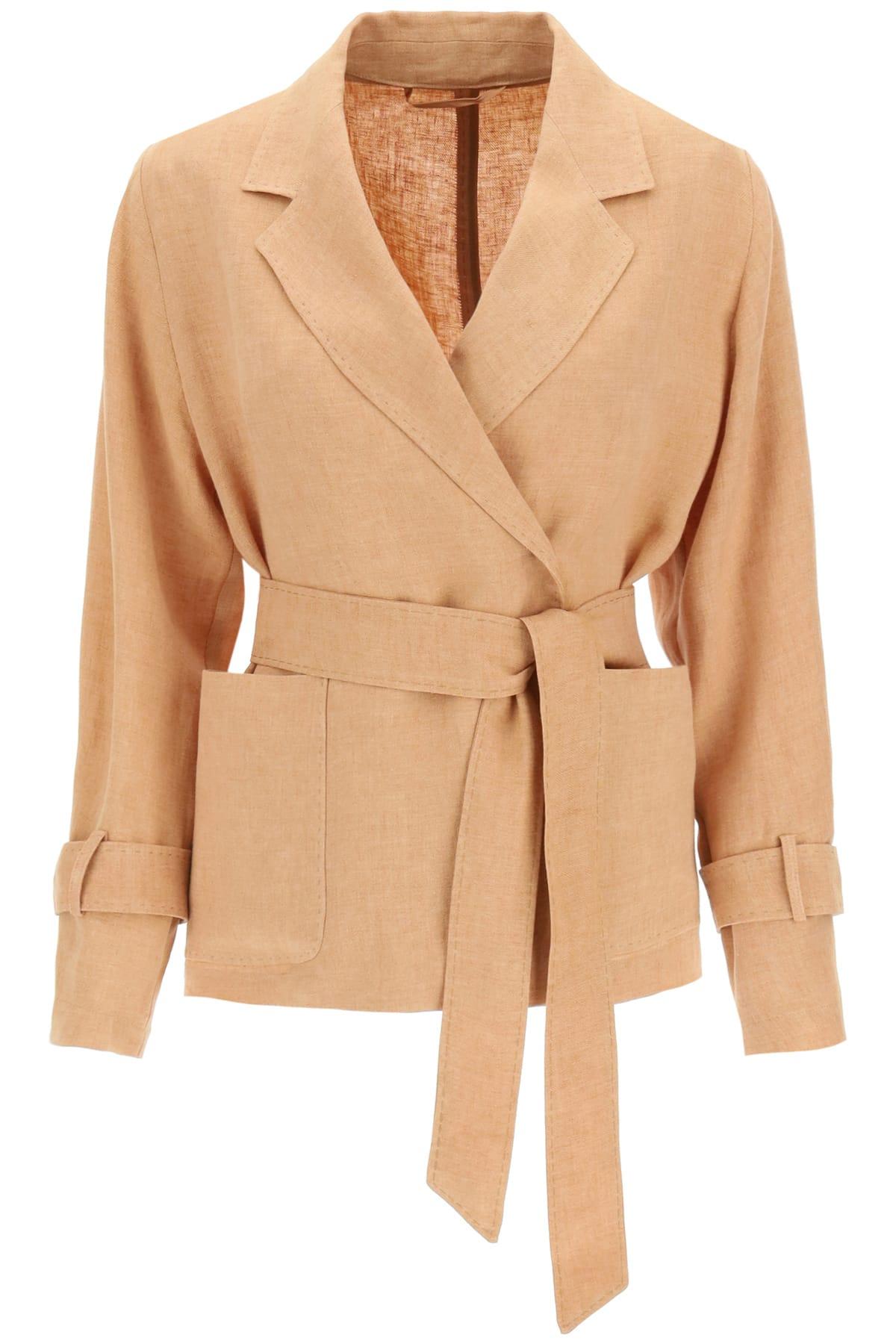 Rodi Linen Jacket